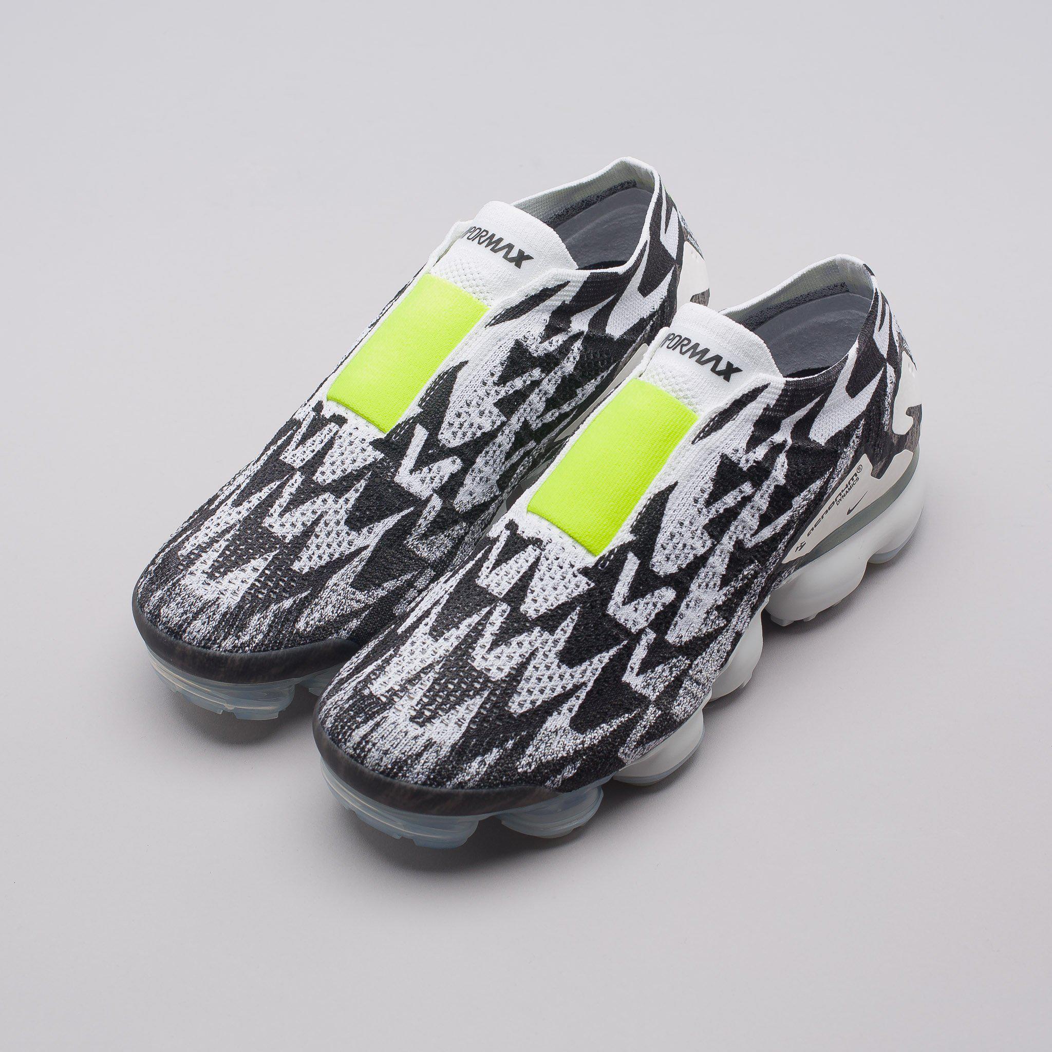 info for 0c3ee 1806b Lyst - Nike X Acronym Air Vapormax Fk Moc 2 In Light Bonevol
