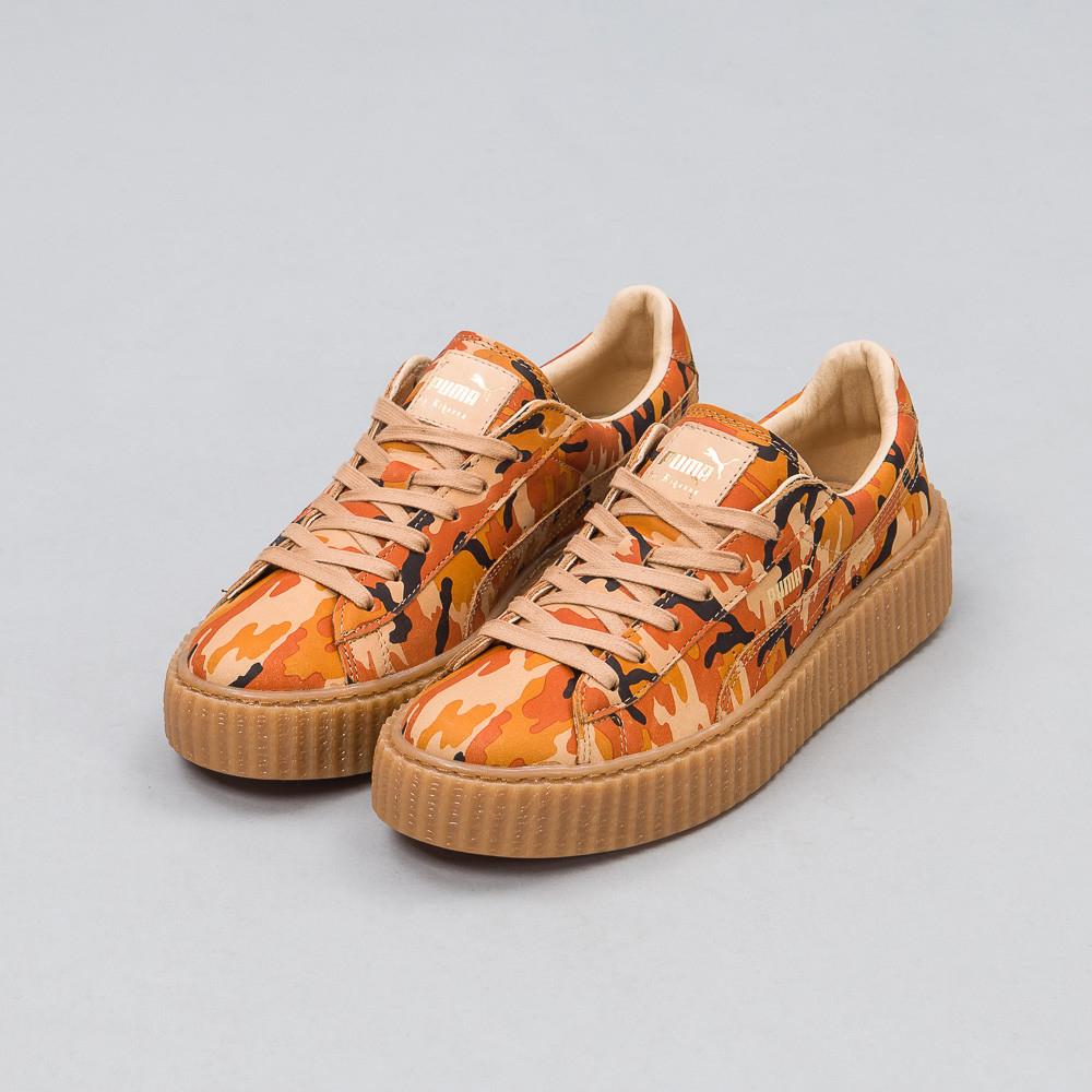 Puma Camo Shoes