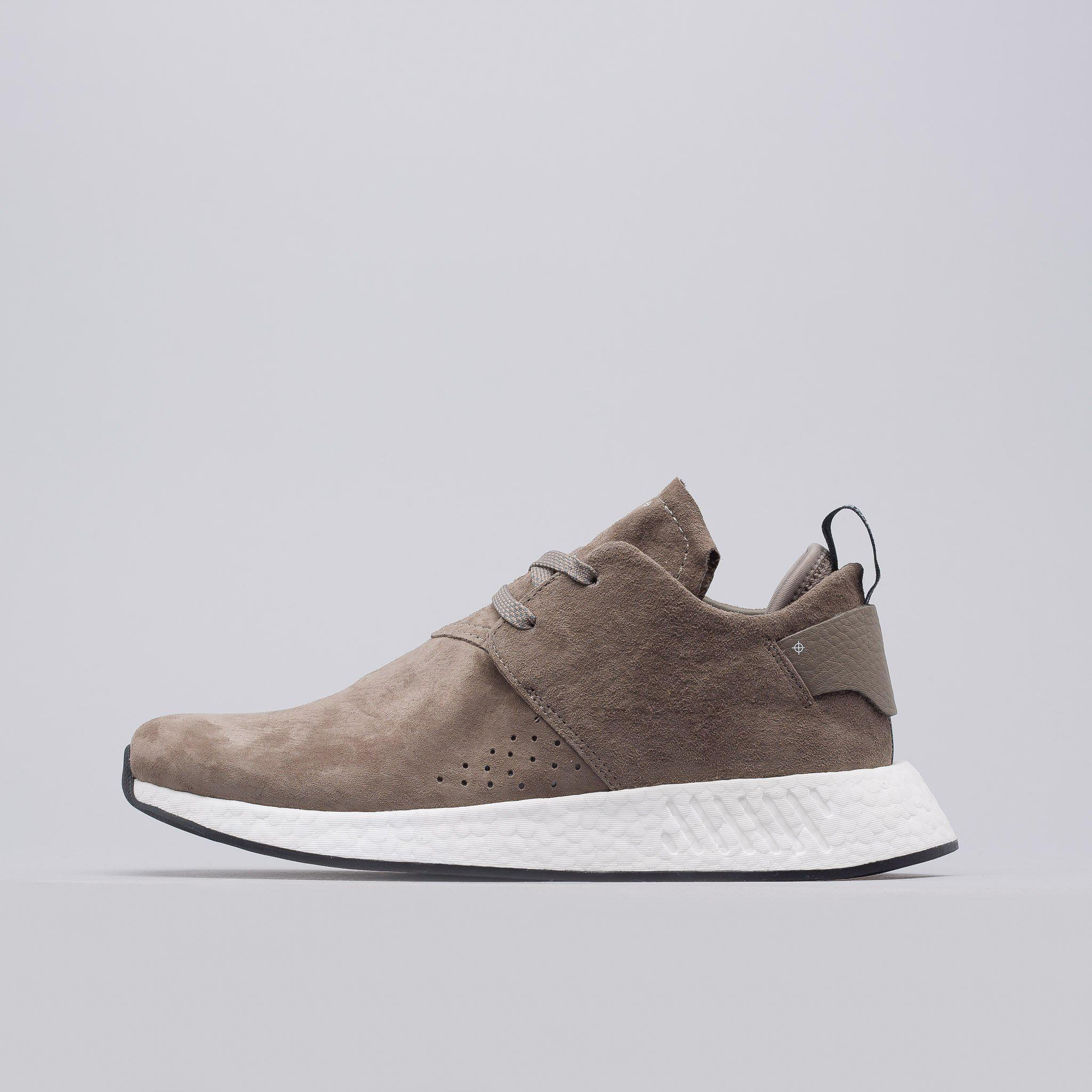 a9d3b6da5 Lyst - adidas Nmd C2 In Simple Brown in Brown for Men