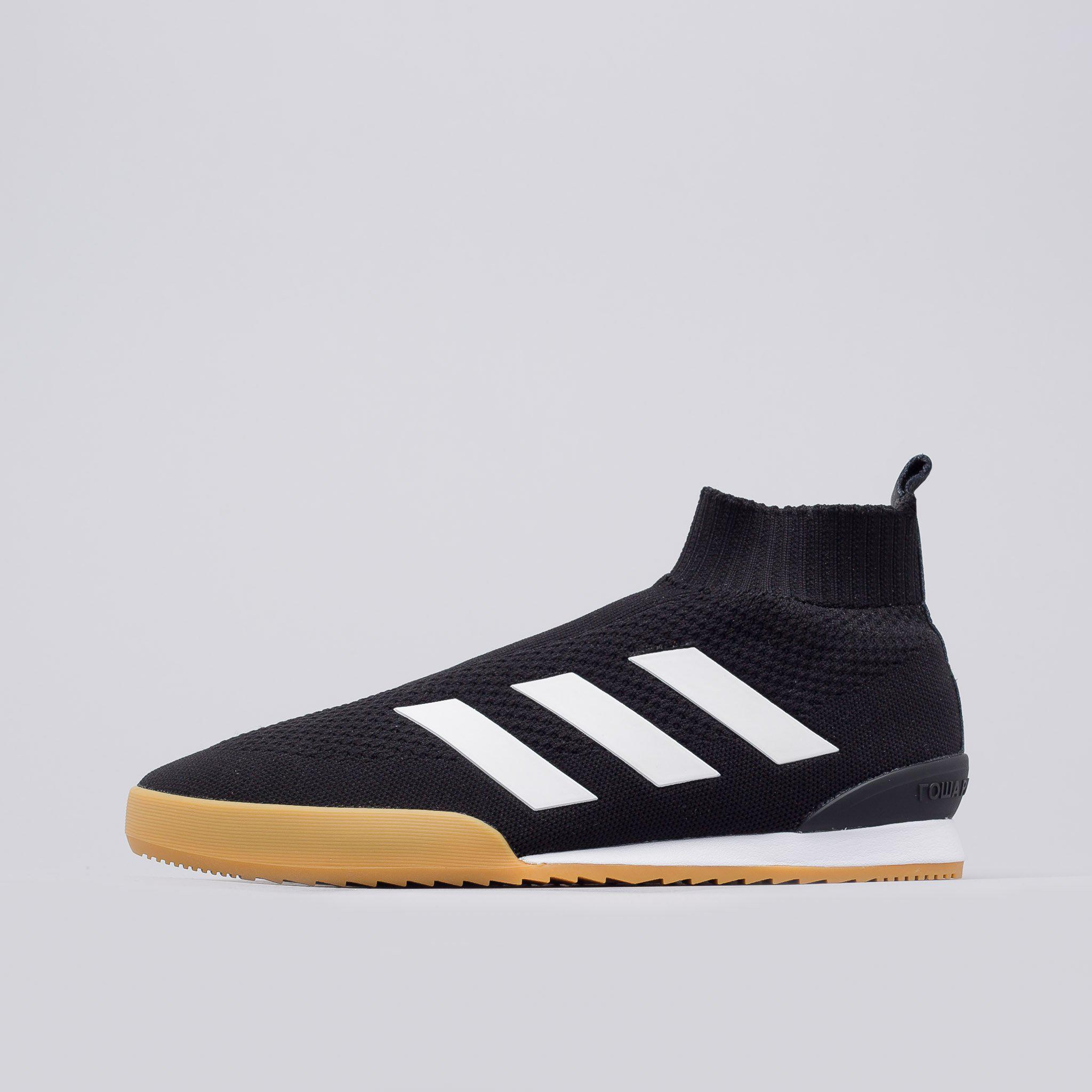 Lyst Gosha rubchinskiy x Adidas ACE super zapatos en negro en negro
