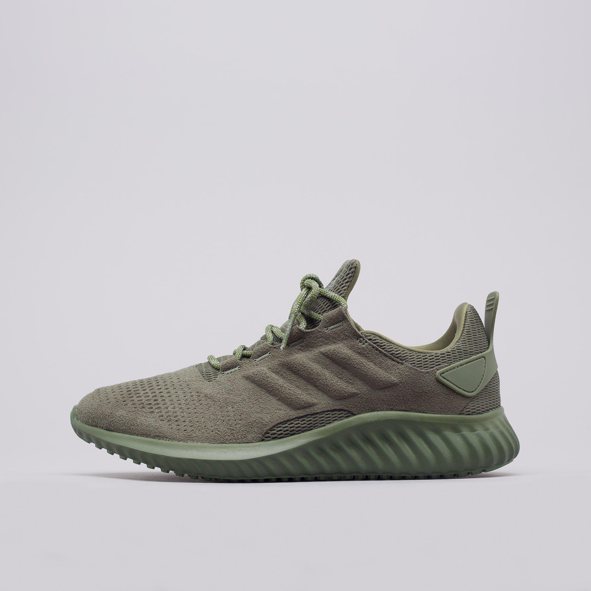 2bca998736320 Lyst - adidas Alphabounce City Run In Green in Green for Men