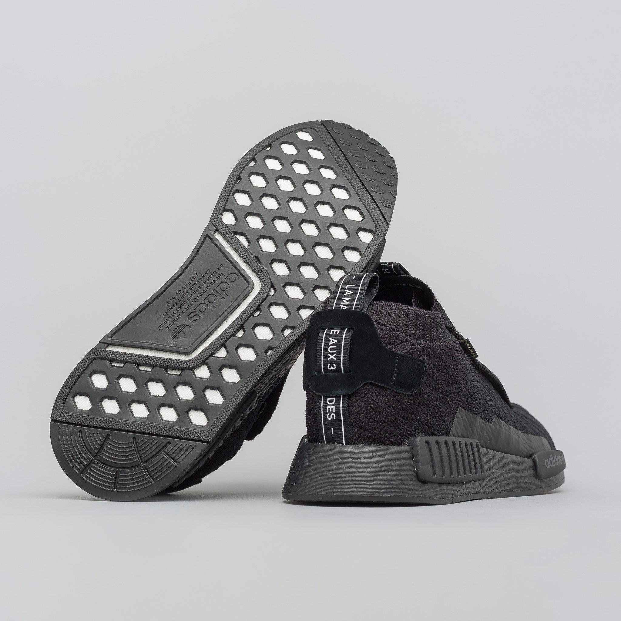 1ea573221f4601 Lyst - adidas Nmd Ts1 Primeknit Gtx In Core Black in Black for Men