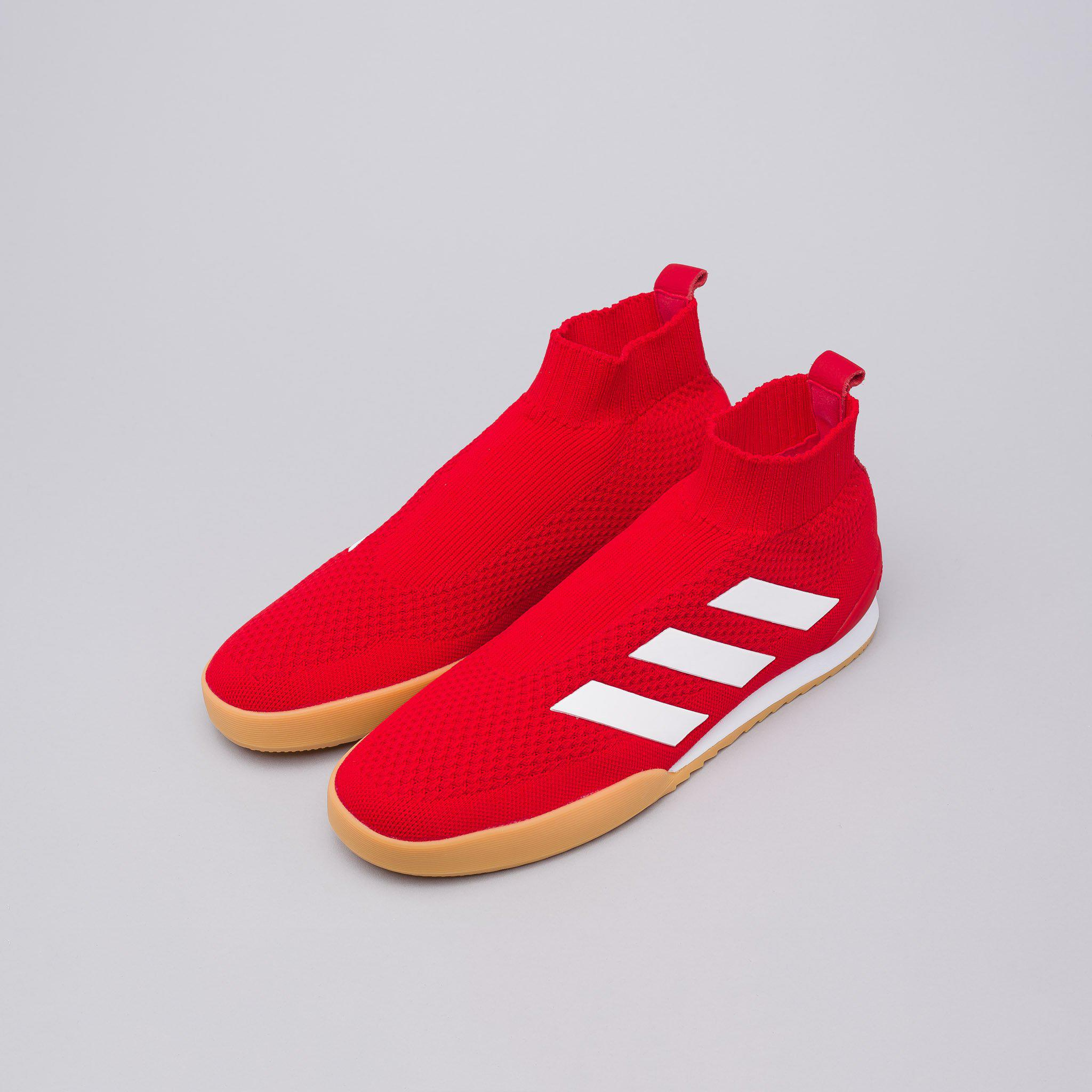 new style 300ee 731ac Lyst - Gosha Rubchinskiy X Adidas Ace Super Shoes In Red in