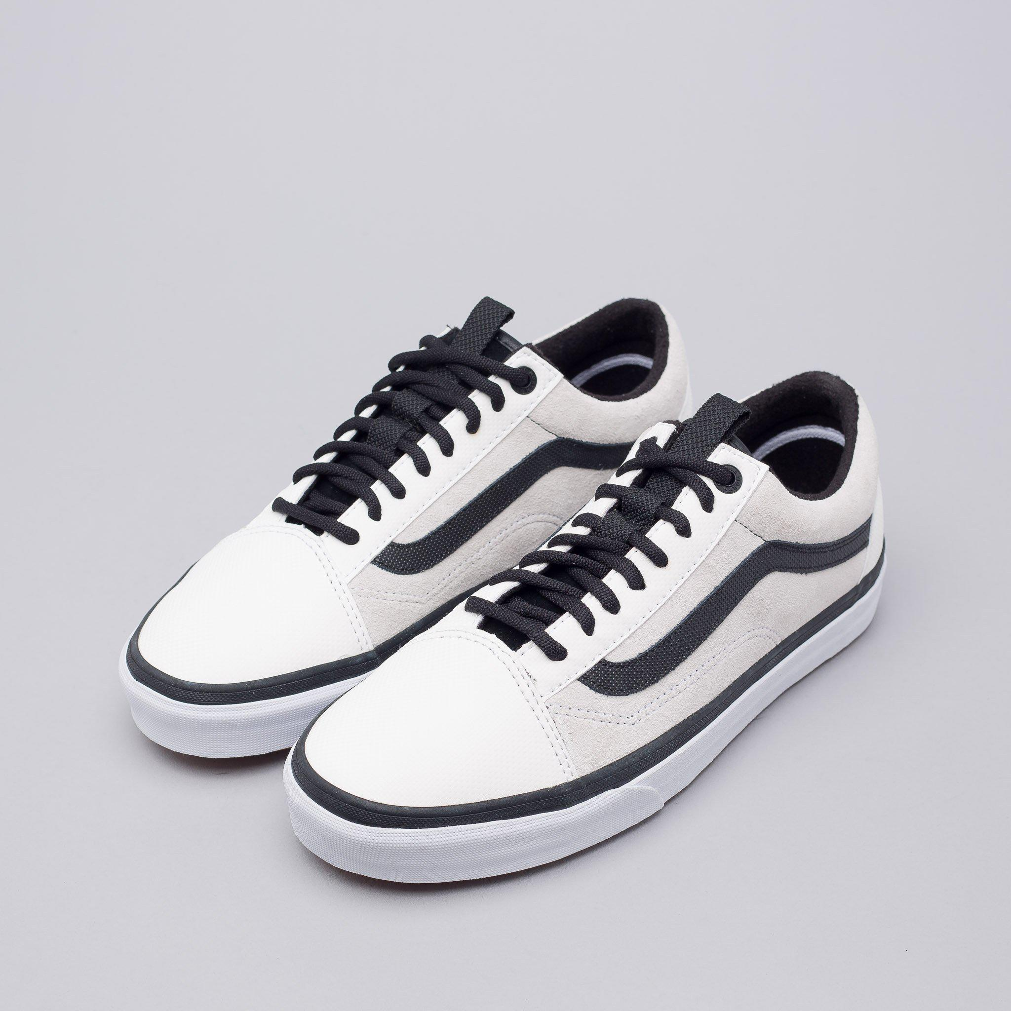 Lyst - Vans X The North Face Old Skool Mte Dx In True White in White ... ff4af93c0