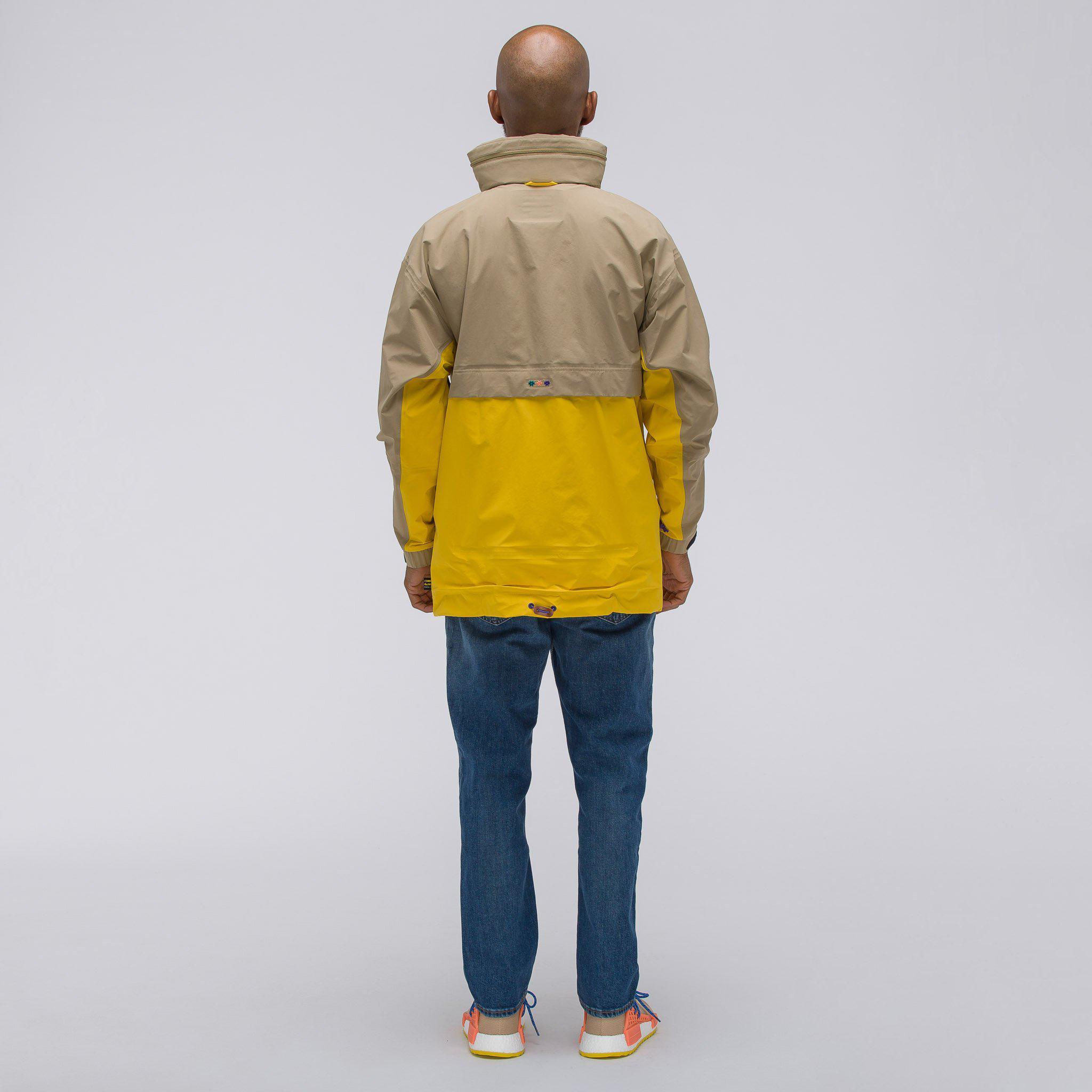 da1291c58e33 Lyst - adidas Pharrell Williams Hu Hiking 3-layer Jacket for Men