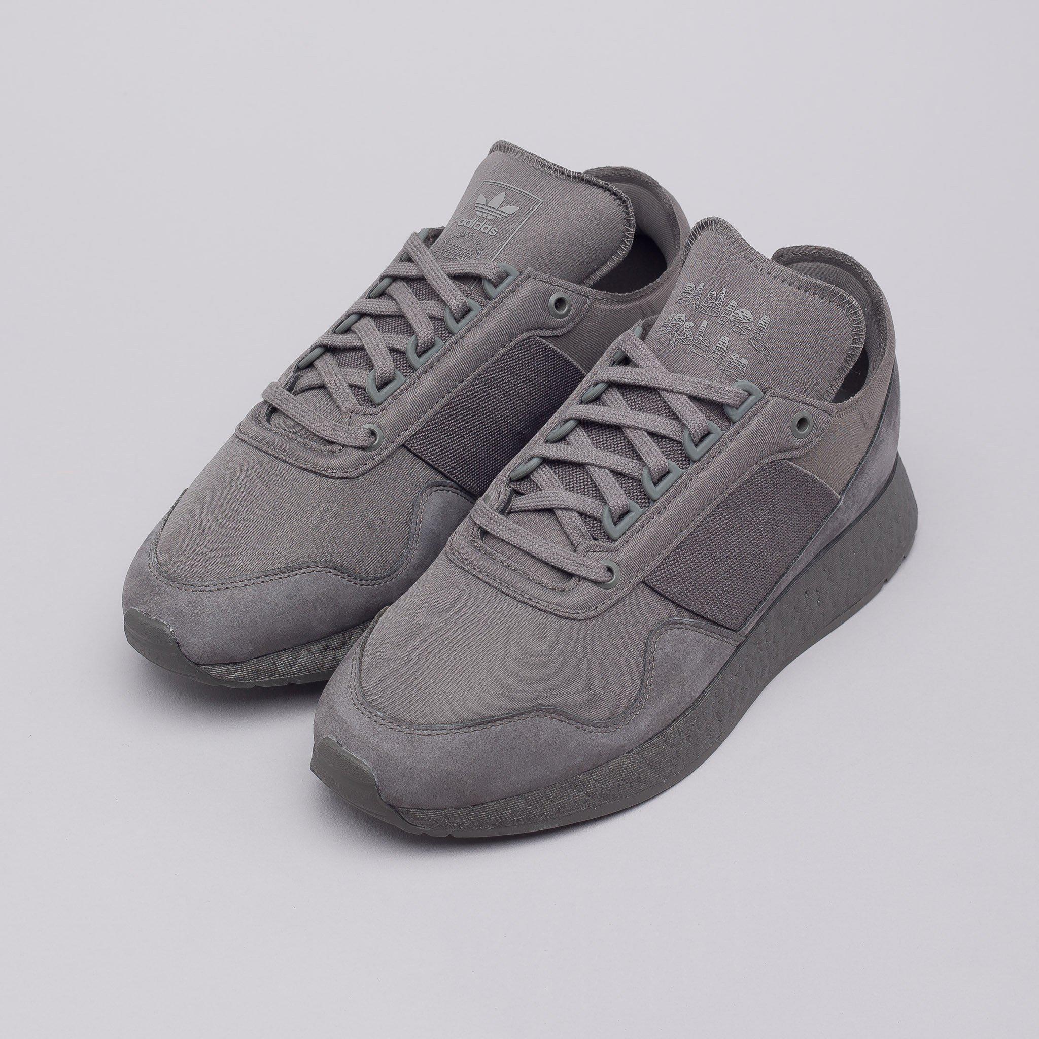free shipping b1725 22619 adidas X Daniel Arsham New York Present In Grey in Gray for Men - Lyst