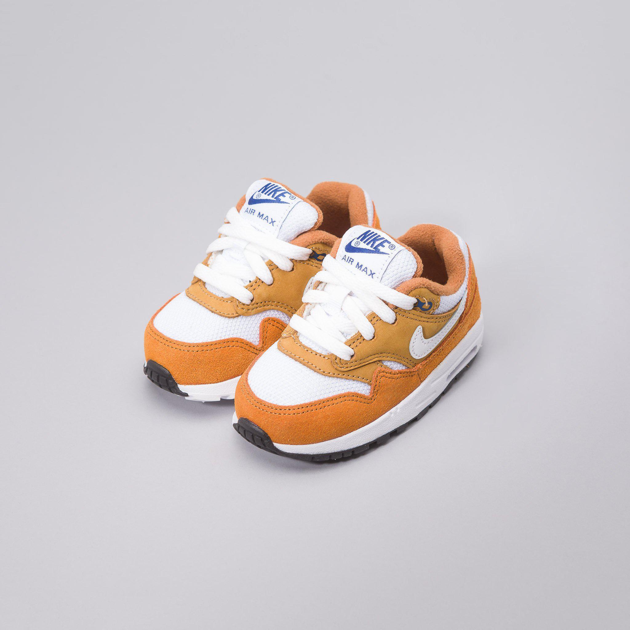7a3243a938002 Nike Toddler's Air Max 1 Premium Retro Dark Curry for Men - Lyst
