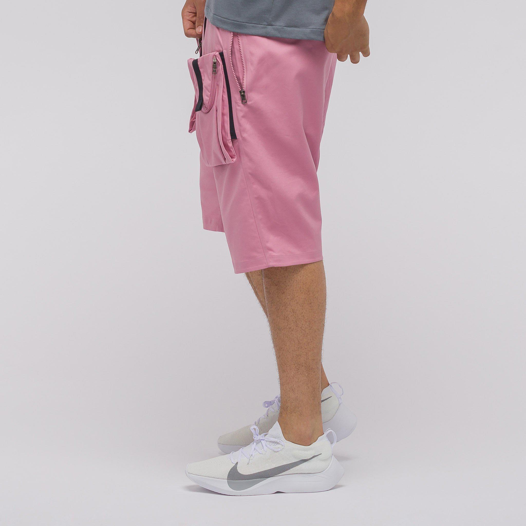 4d22af95d3 Nike Acg Deploy Cargo Shorts In Elemental Pink in Pink for Men - Lyst