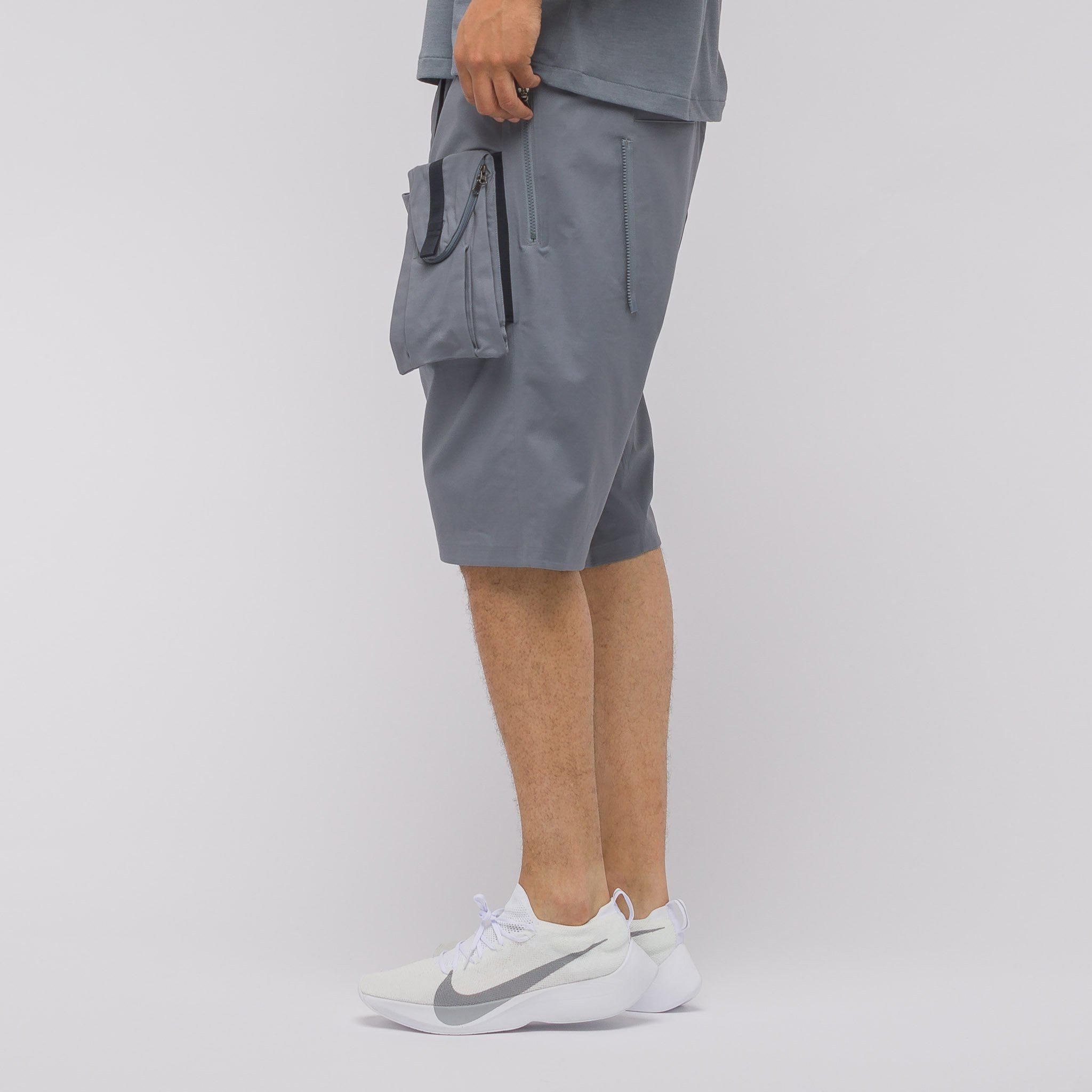 bd838956e8d79 Nike Acg Deploy Cargo Shorts In Cool Grey in Gray for Men - Lyst