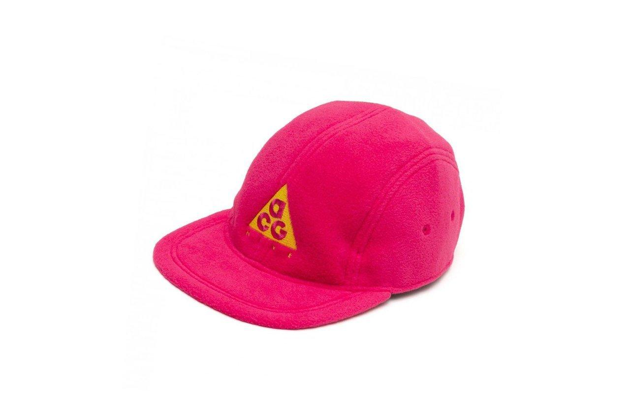 136931c8 Nike Nikelab Acg: U Nrg Aw84 Fleece Cap in Pink for Men - Lyst