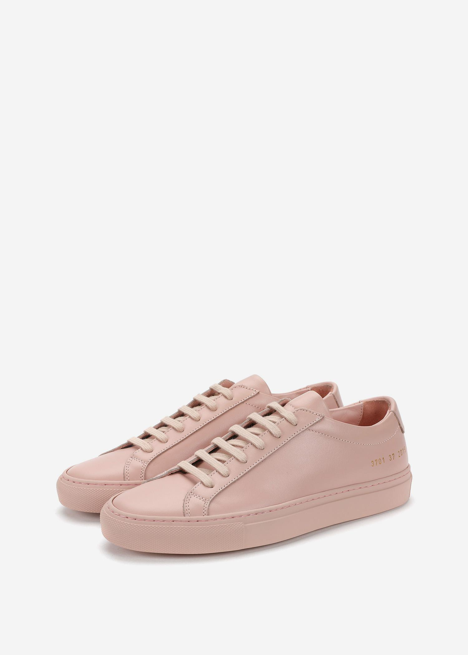 4adc0231c2a ... Pink Women s Sneakers Original Achilles Low - Lyst. View fullscreen