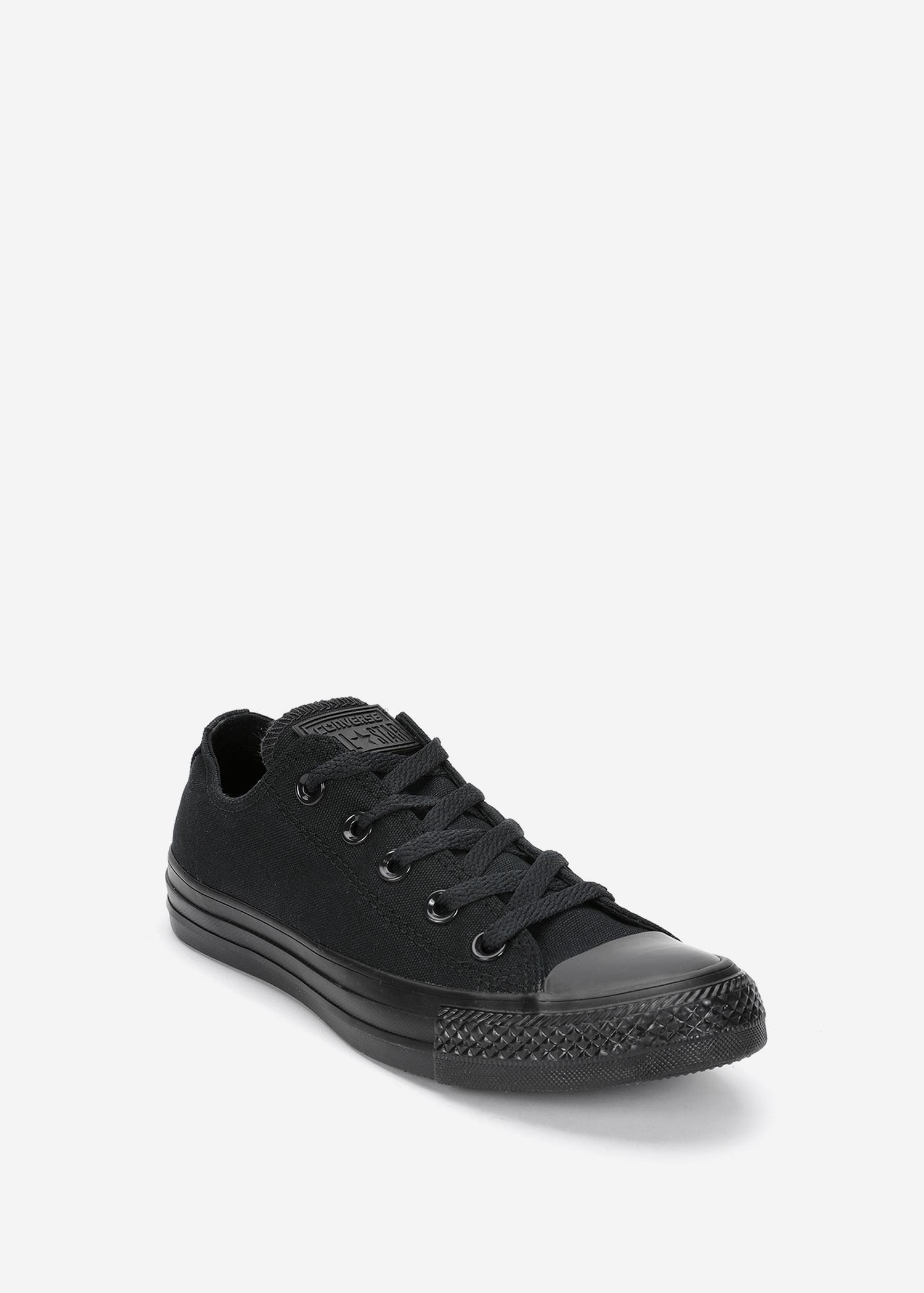 972126269c9f8c Converse Chuck Taylor All Star Core Shoes Black Monochrome - Style ...