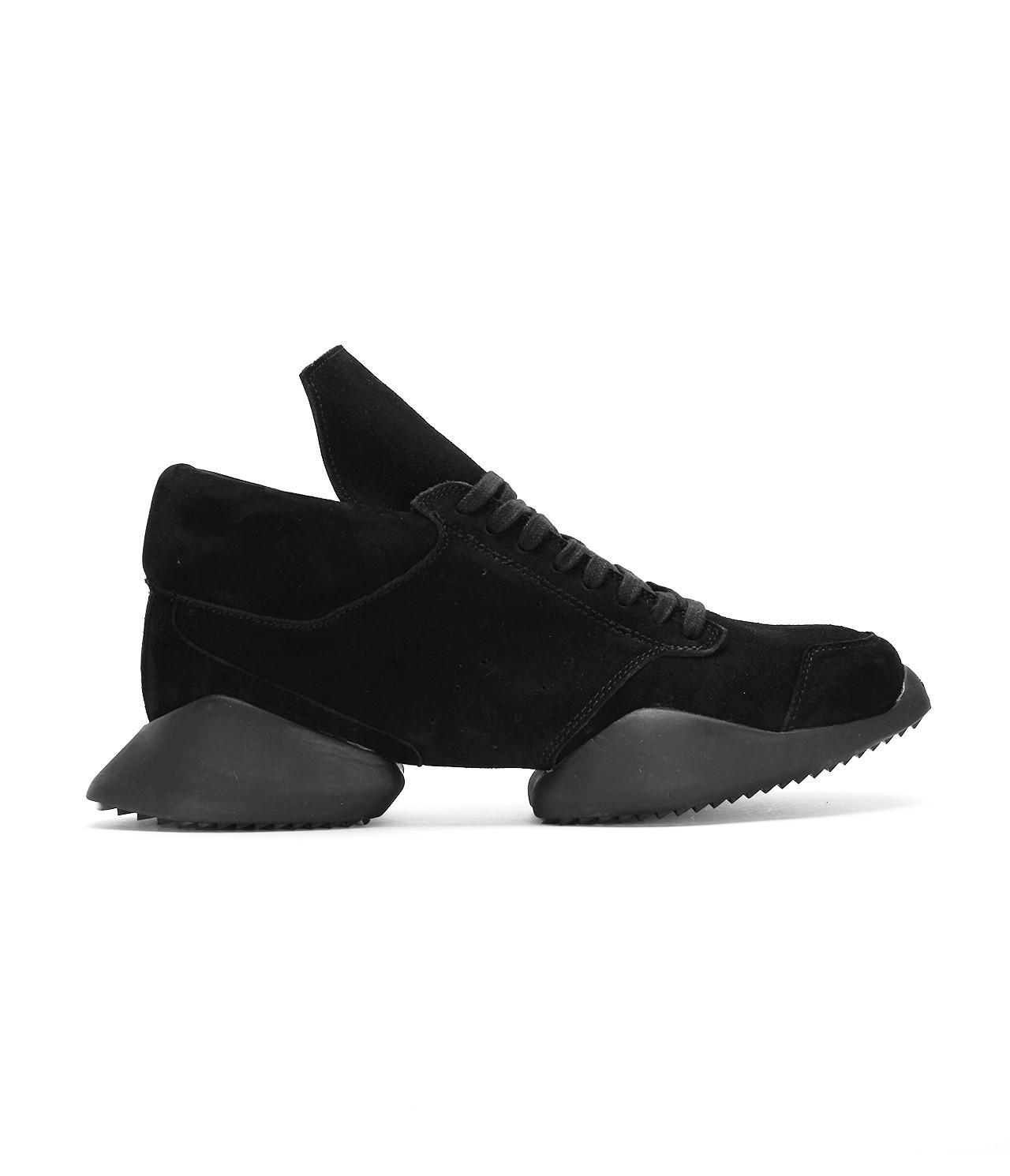 Adidas By Rick Owens Sneakers 'Level Sock' - Black farfetch neri Pelle En Italia En Línea Venta 100% Originales Footaction Descuento Populares Barato OL4wlxfK8