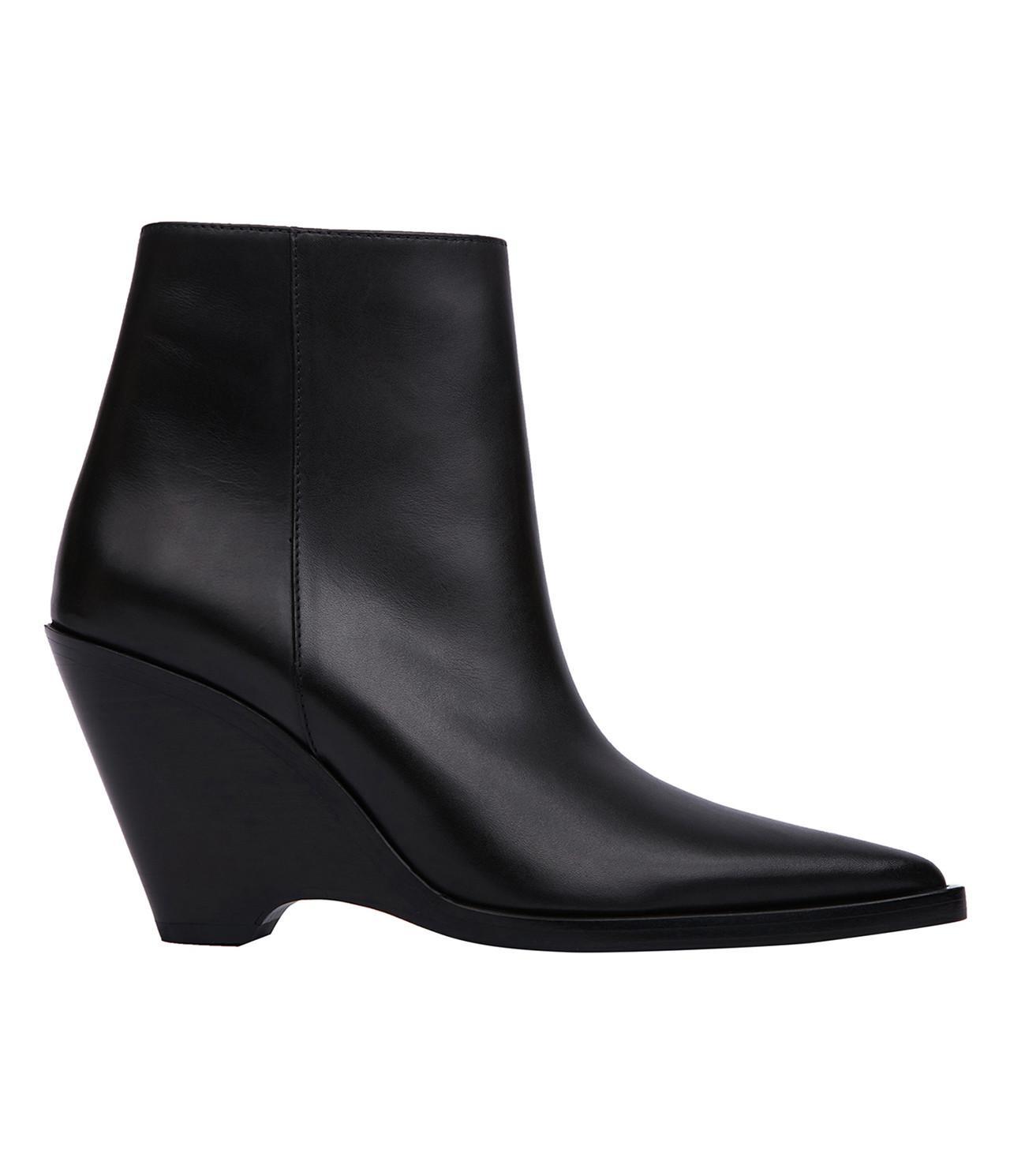 4ae120ecf067 Acne Studios. Women s Black Caroline Ankle Boot