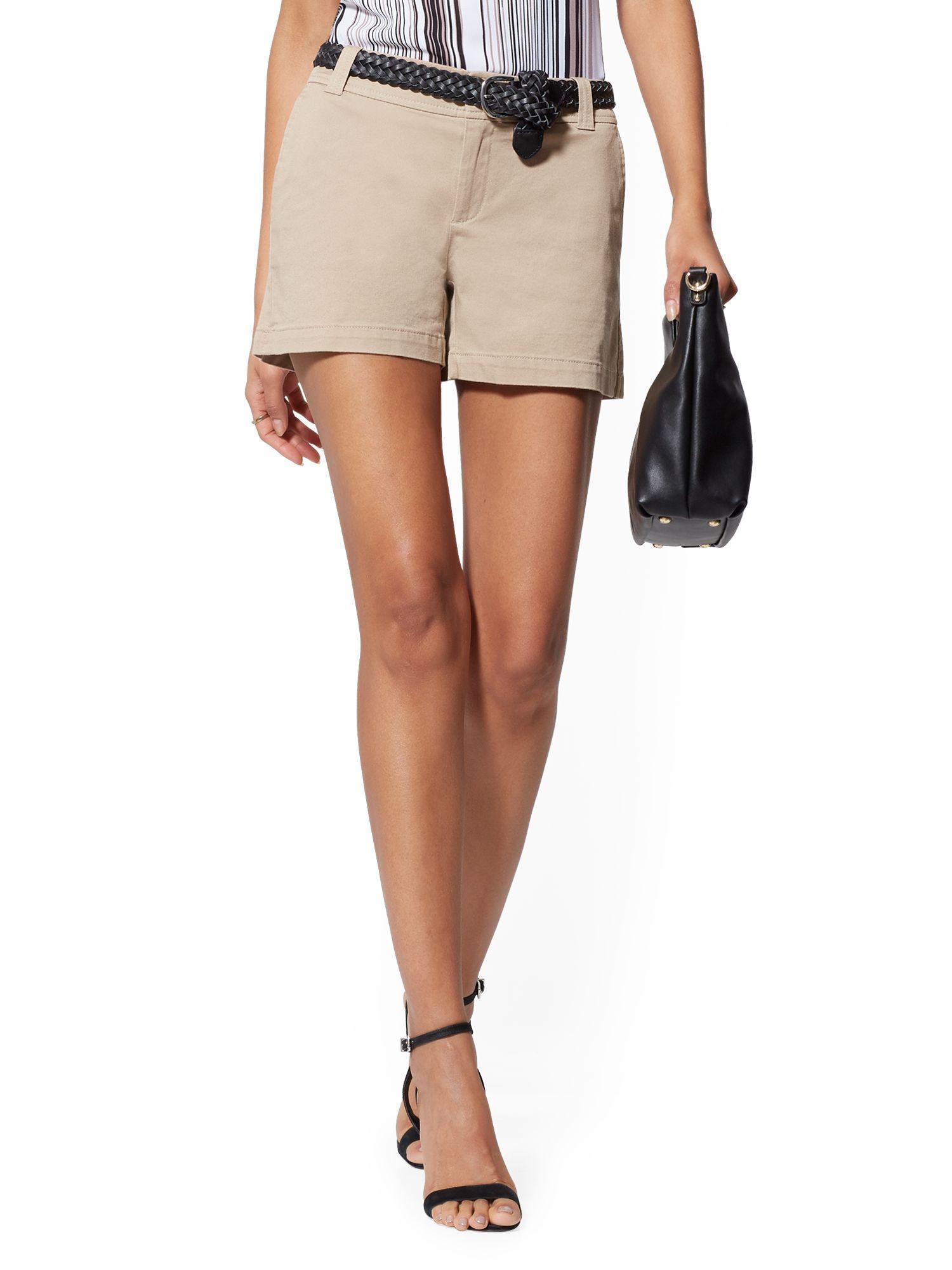 72f0841bd0 New York   Company. Women s 4 Inch Hampton Short - Soho Jeans