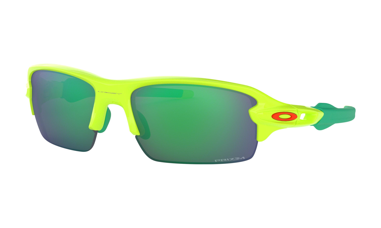 15b430655bb Lyst - Oakley Flaktm Xs in Green for Men