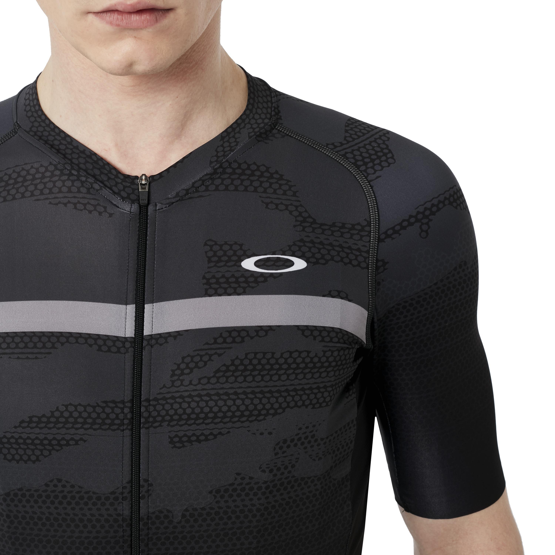 Oakley - Black Jawbreaker Road Jersey for Men - Lyst. View fullscreen a6ceec50a