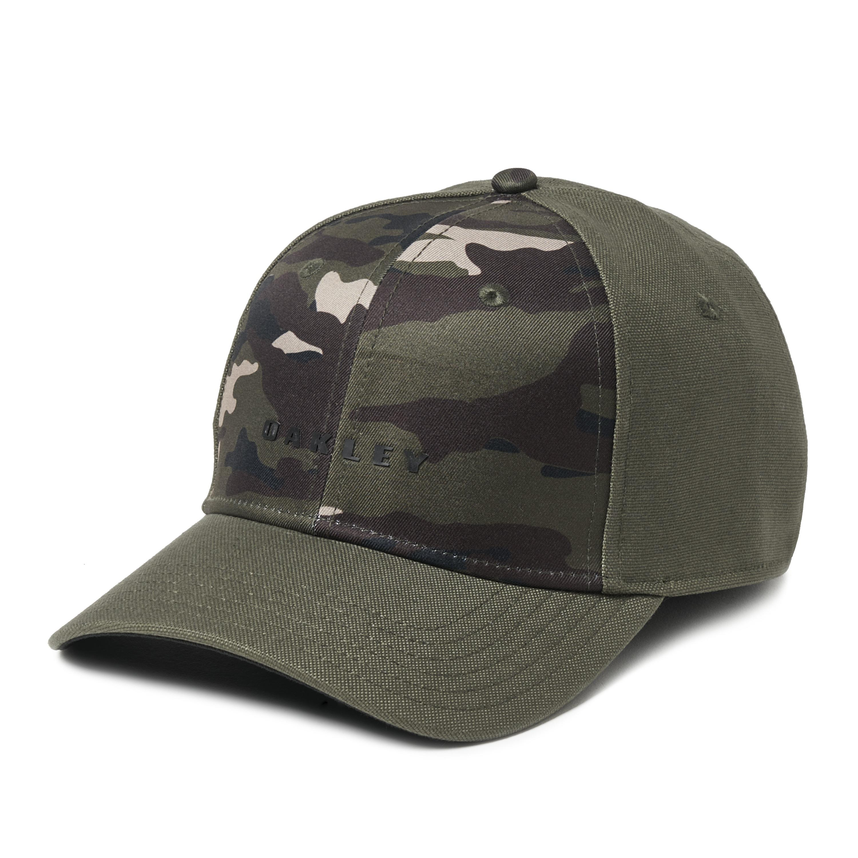 49b9846ae8d ... greece lyst oakley 6 panel camou solid hat in green for men 7f7ae 72300