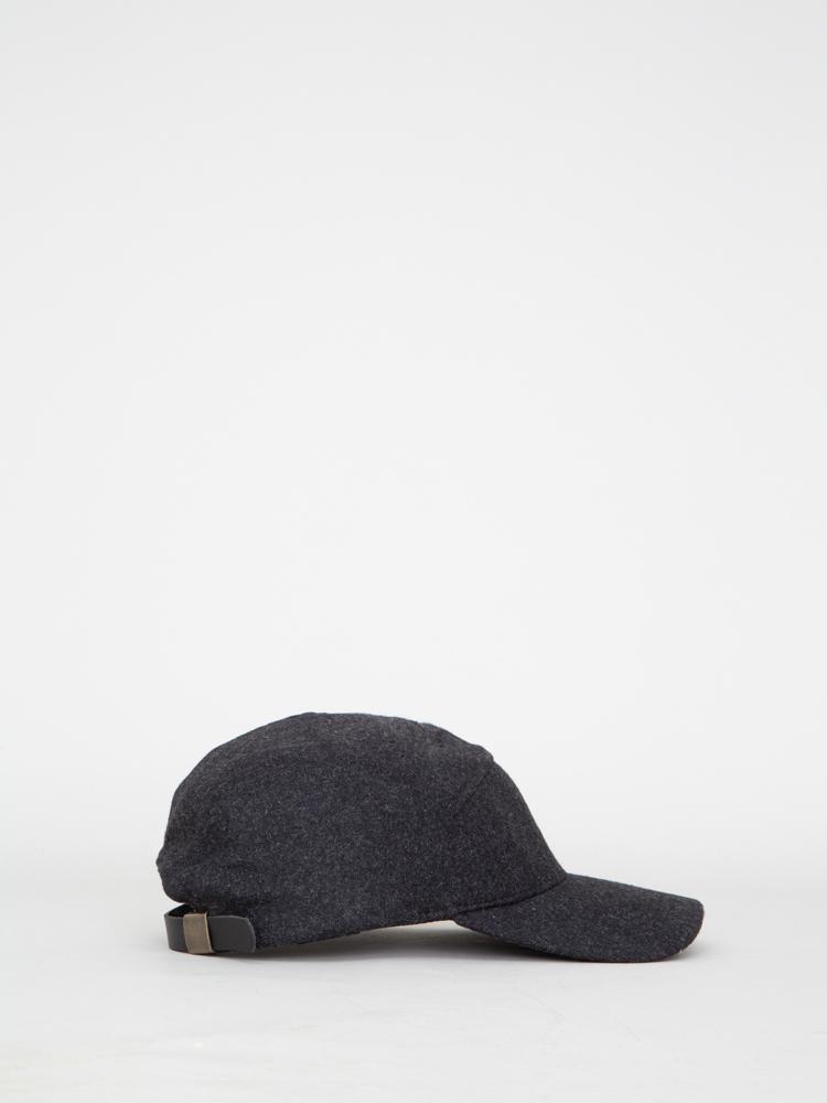 Lyst - OAK Wool 5 Panel Hat in Blue for Men e0b24625d22f