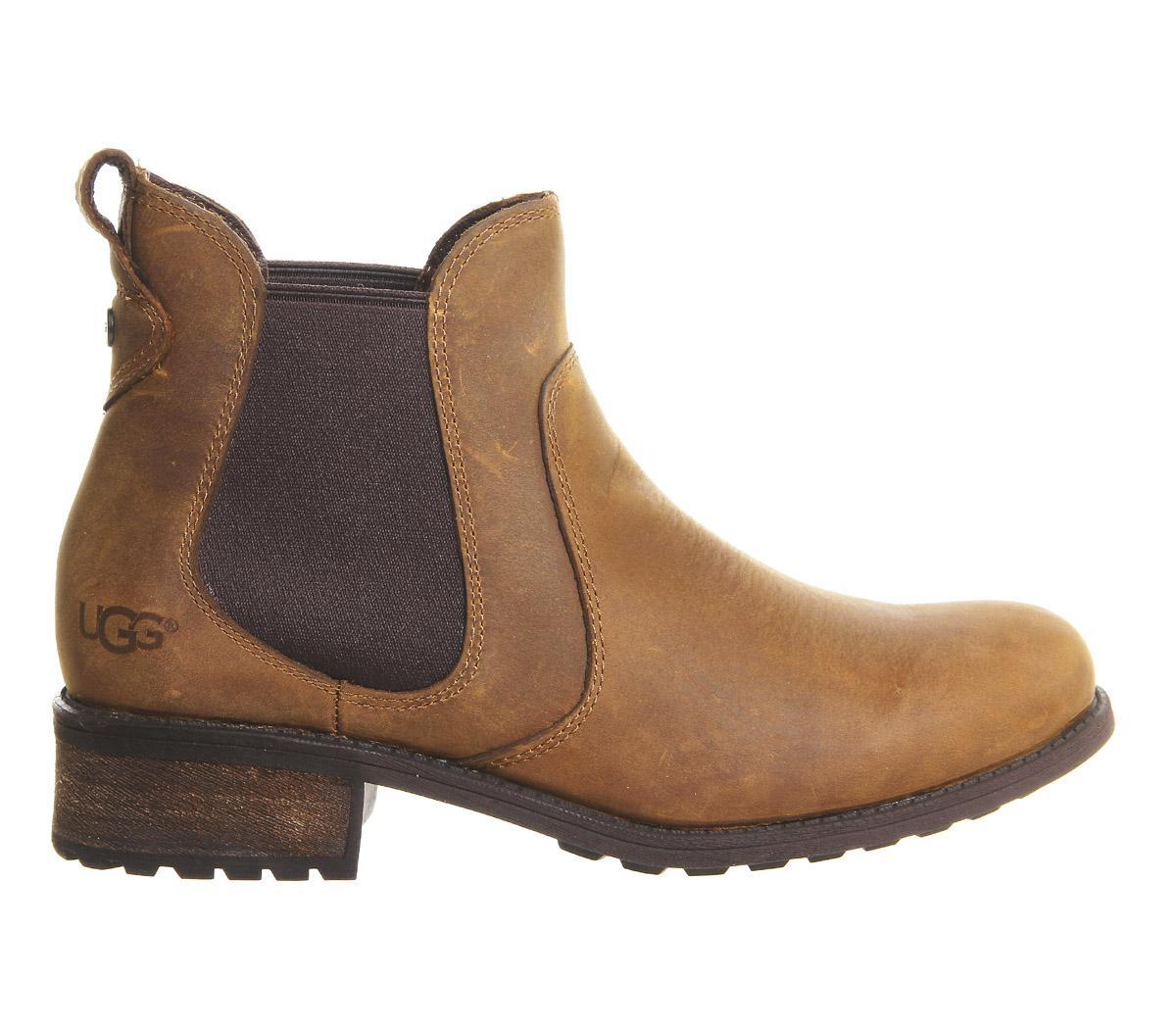 Ugg Bonham Chelsea Boots In Brown Lyst