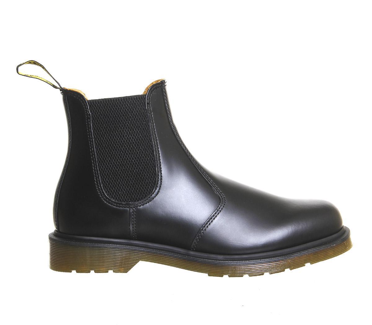 lyst dr martens 2976 chelsea boots in black for men. Black Bedroom Furniture Sets. Home Design Ideas