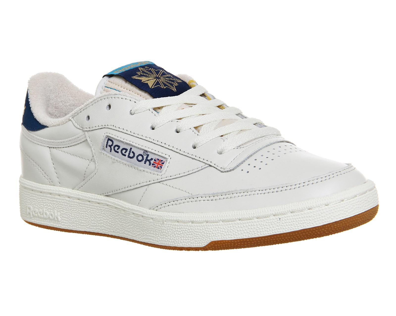 Lyst - Reebok Club C 85 in White 7af9c65dc