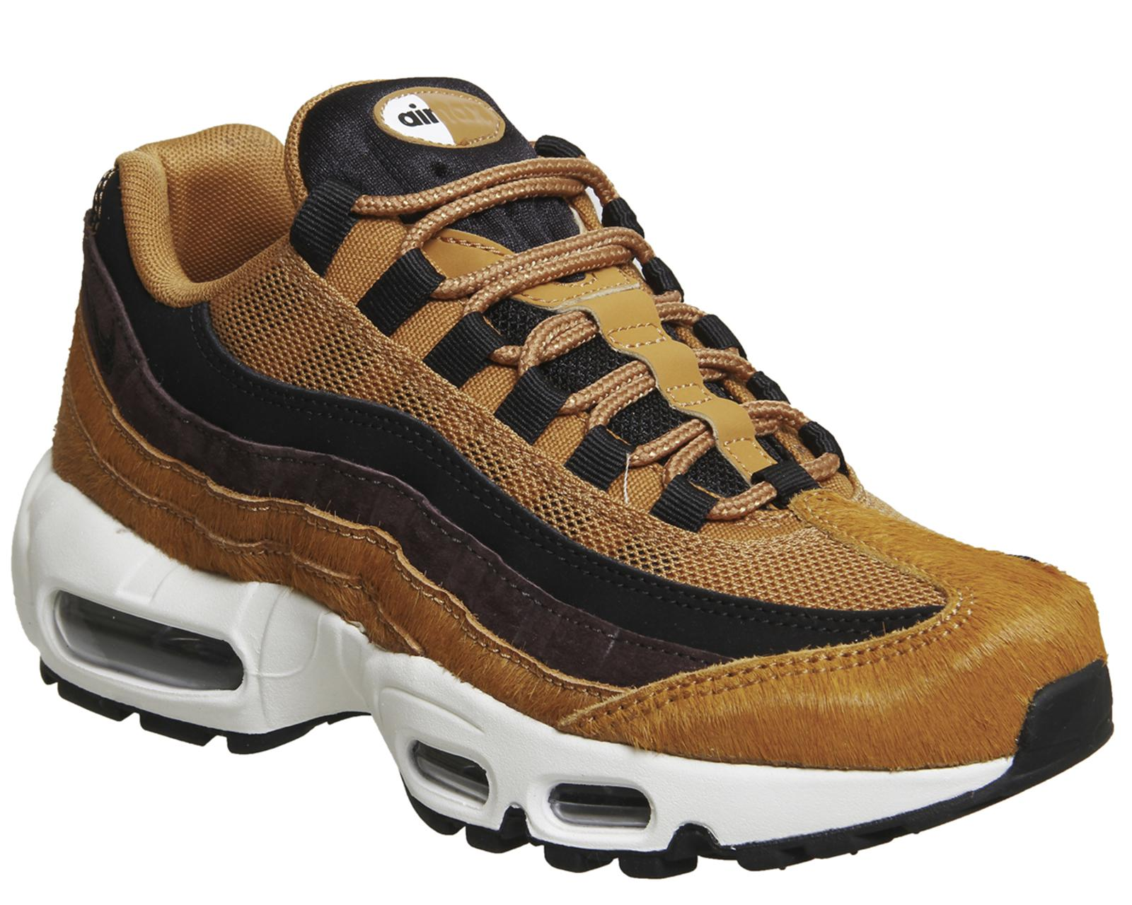 cheap for discount 6a29b 3bb99 Lyst - Nike Air Max 95 Trainers in Black for Men