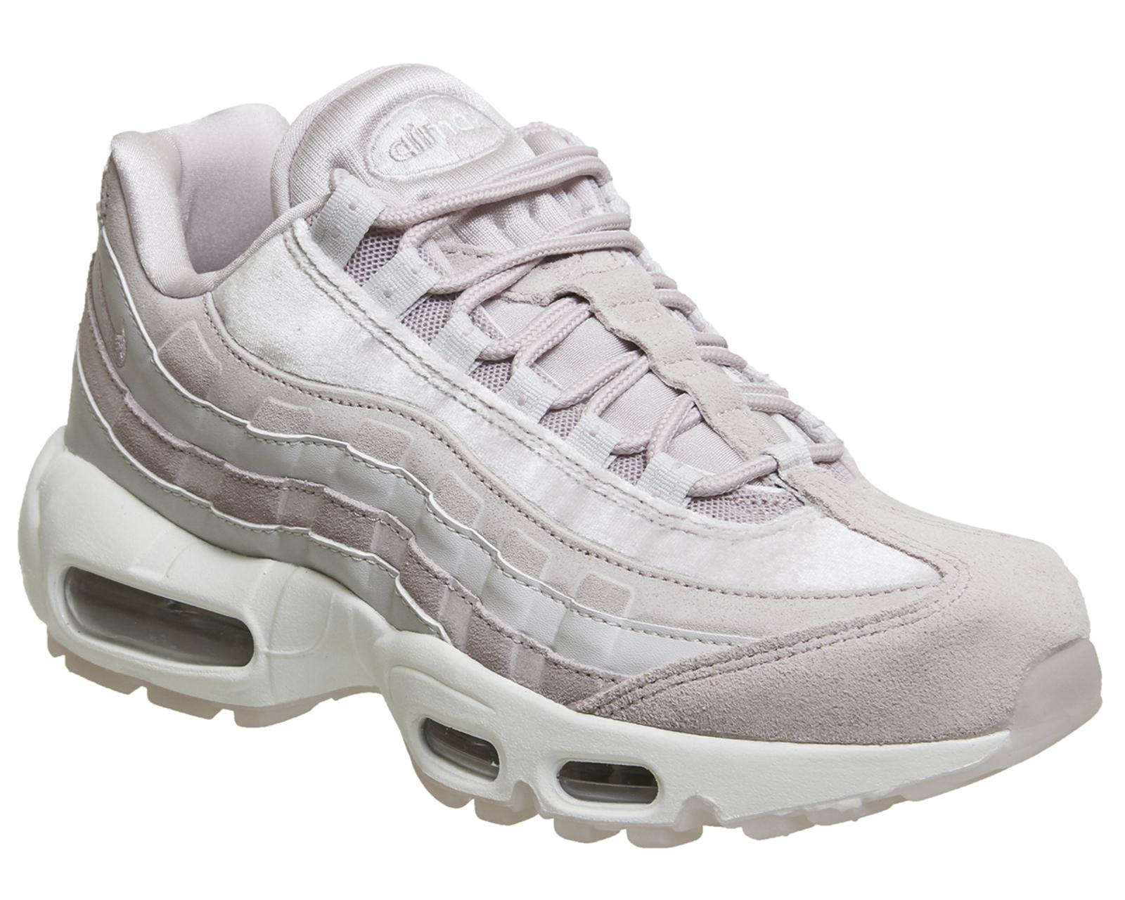 lyst nike air max 95 in gray for men. Black Bedroom Furniture Sets. Home Design Ideas