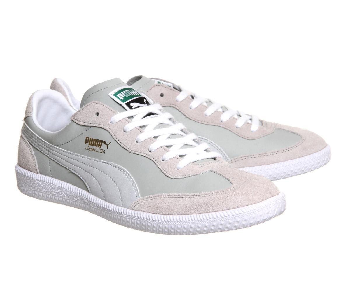 PUMA Sneaker Super Liga Retro Calzature Sneaker Sport Classic Unisex Nuovo