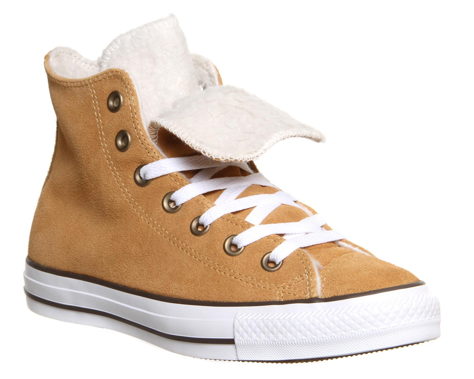 bc1d9e4dac29 Lyst - Converse All Star Hi Double Tongue in Natural for Men
