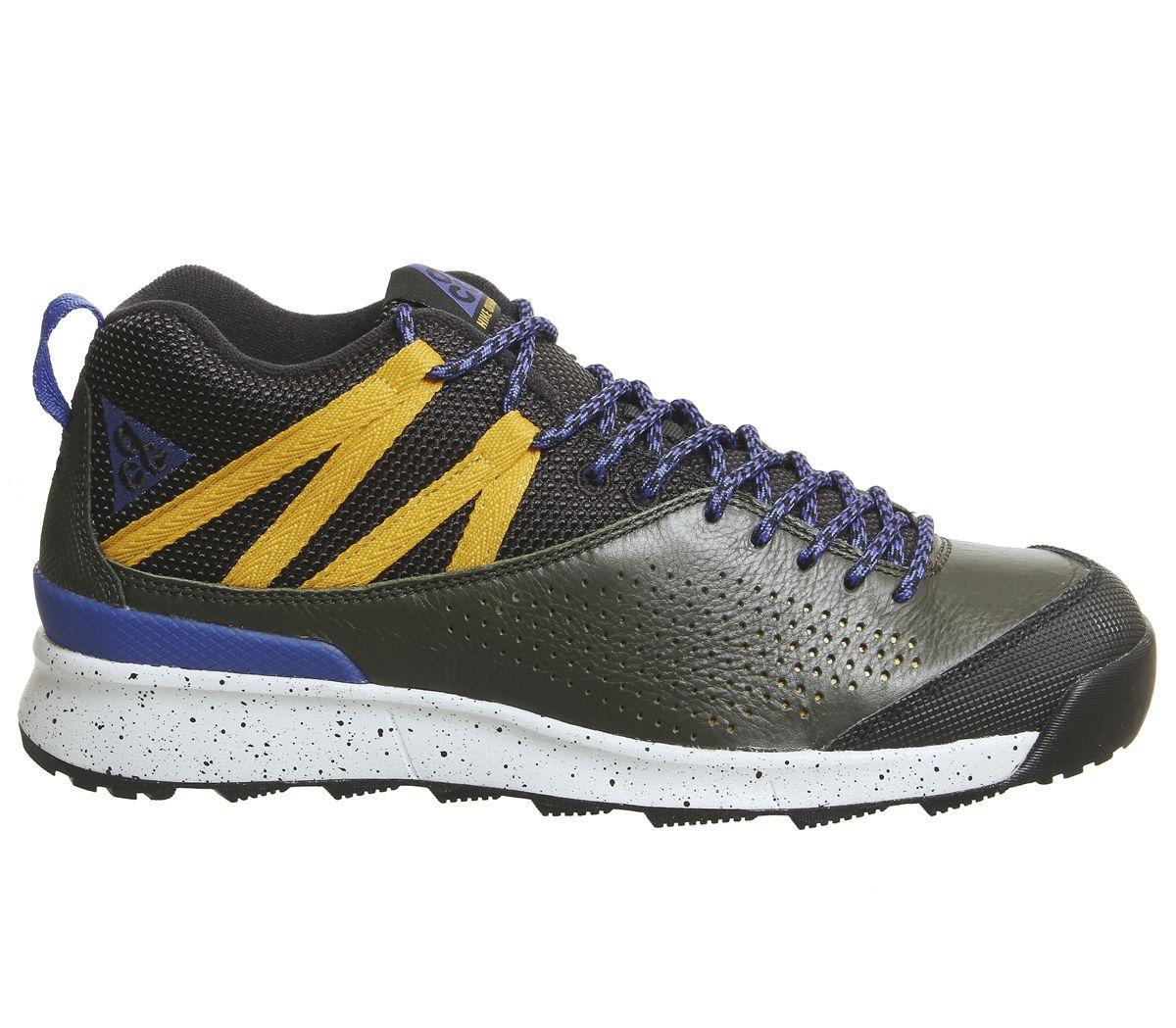 online store f676e 2fcda Nike - Blue Okwahn Ii Og Trainers for Men - Lyst. View fullscreen
