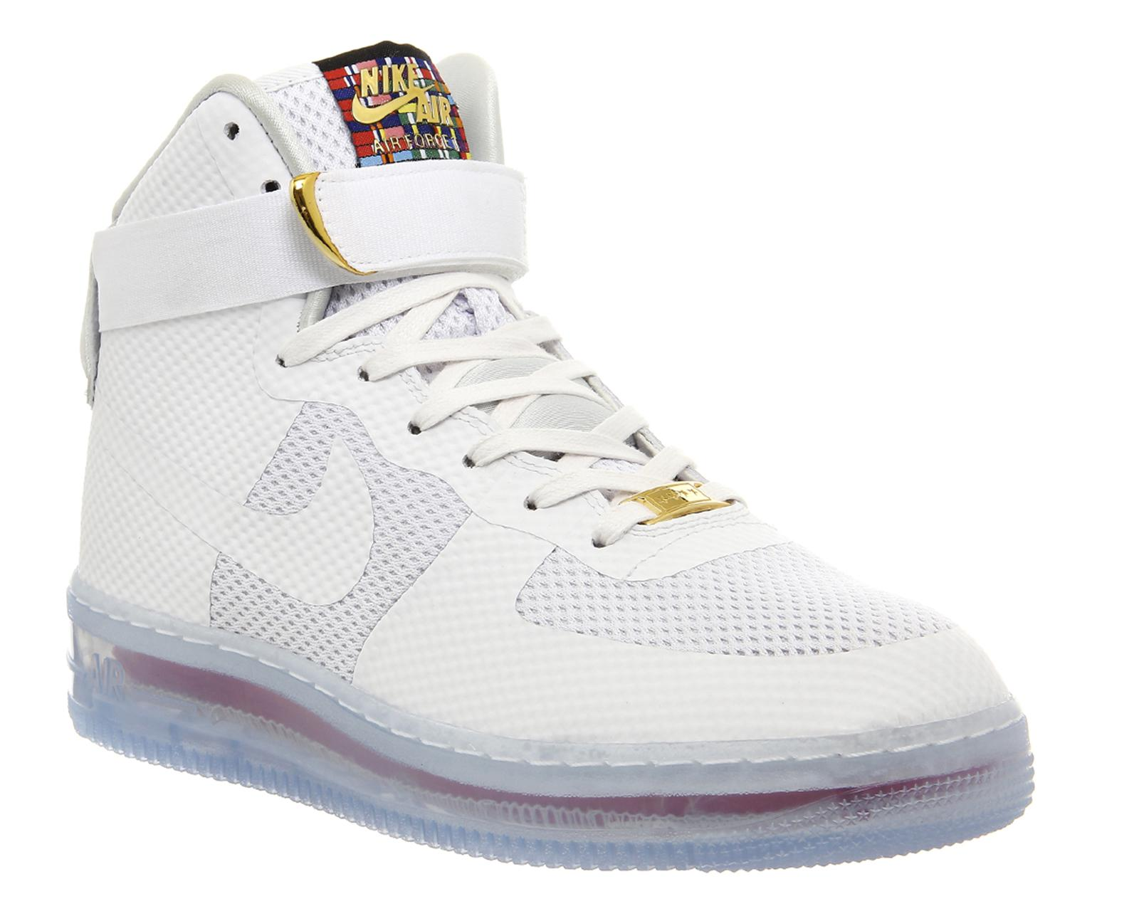 half off 85bb8 3d440 Gallery. Previously sold at Offspring · Mens Nike Air Force ...