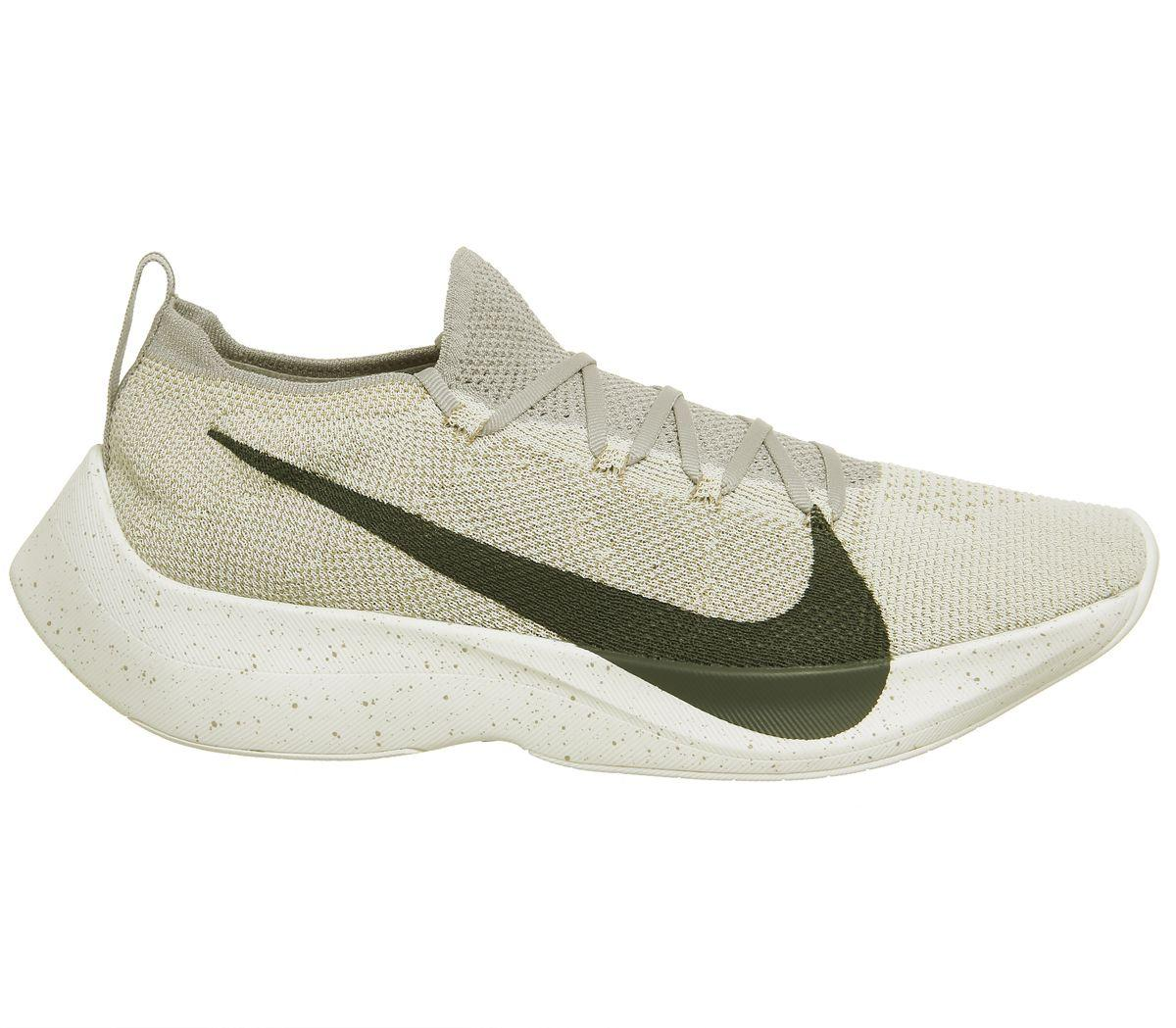 7eb56048c76c1 Lyst - Nike React Vaporfly Elite Trainers in Green for Men