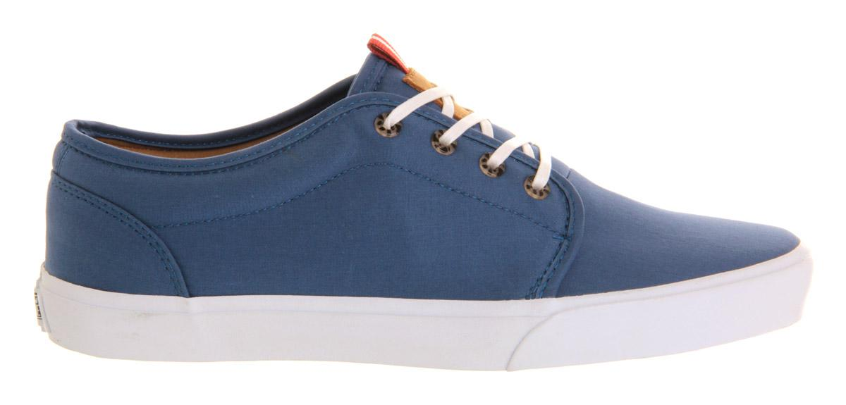 Vans 106 Vulcanized Ca in Blue for Men - Lyst 0f88bd8dc
