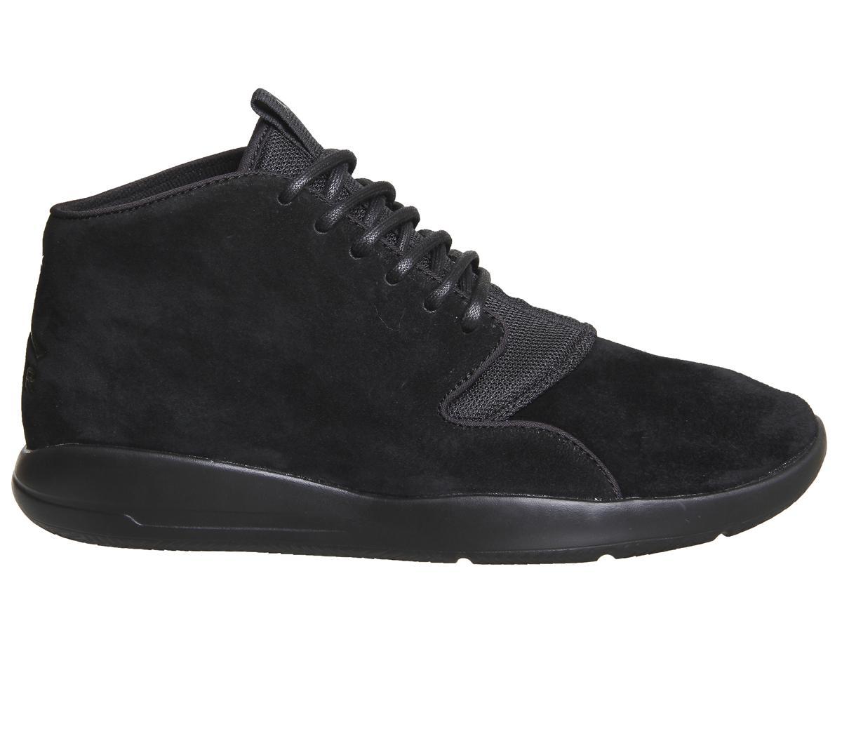 best sneakers 36afb 60916 Nike Jordan Eclipse Chukka Lea Trainers in Black for Men - Lyst
