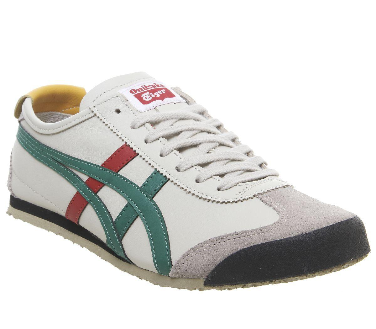 8d82cda33ed Onitsuka Tiger. Women's Mexico 66 Trainers