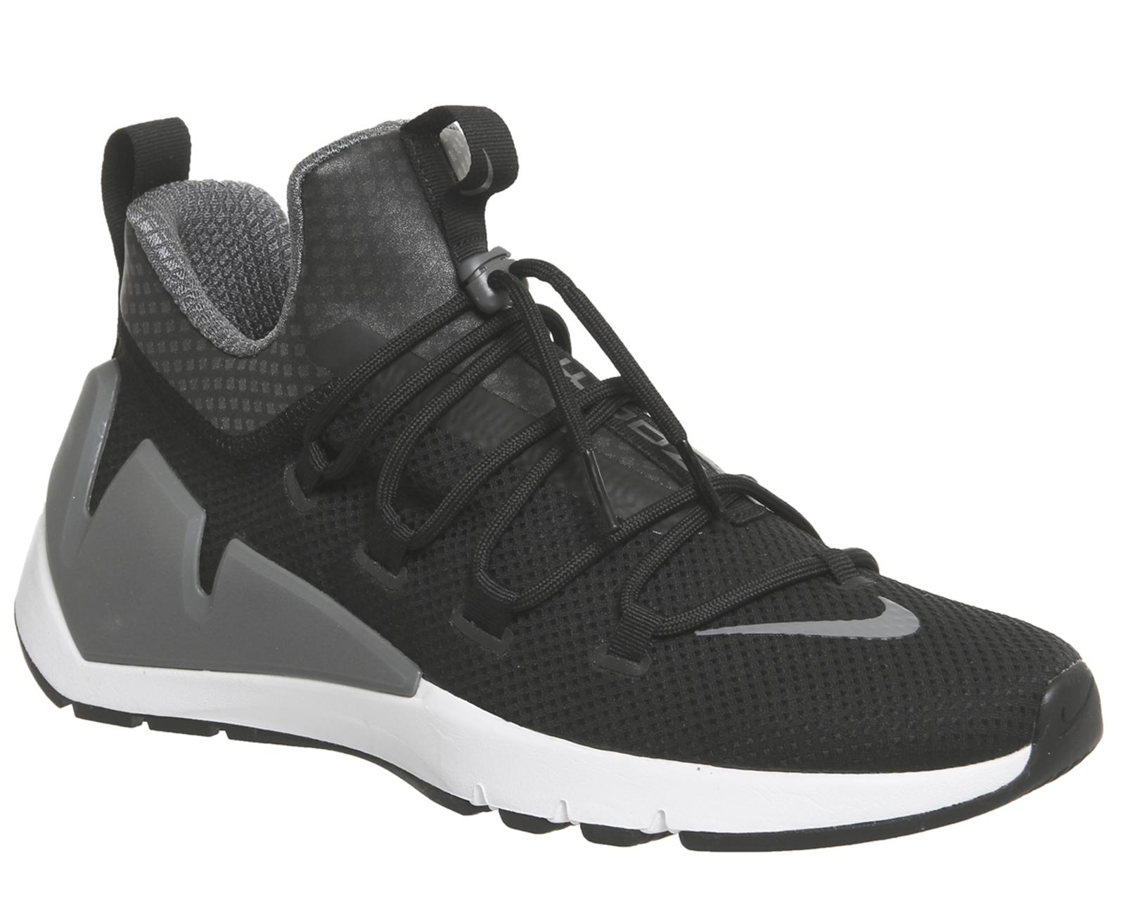 844ebe162490 Nike Air Zoom Grade Trainers in Black for Men - Lyst