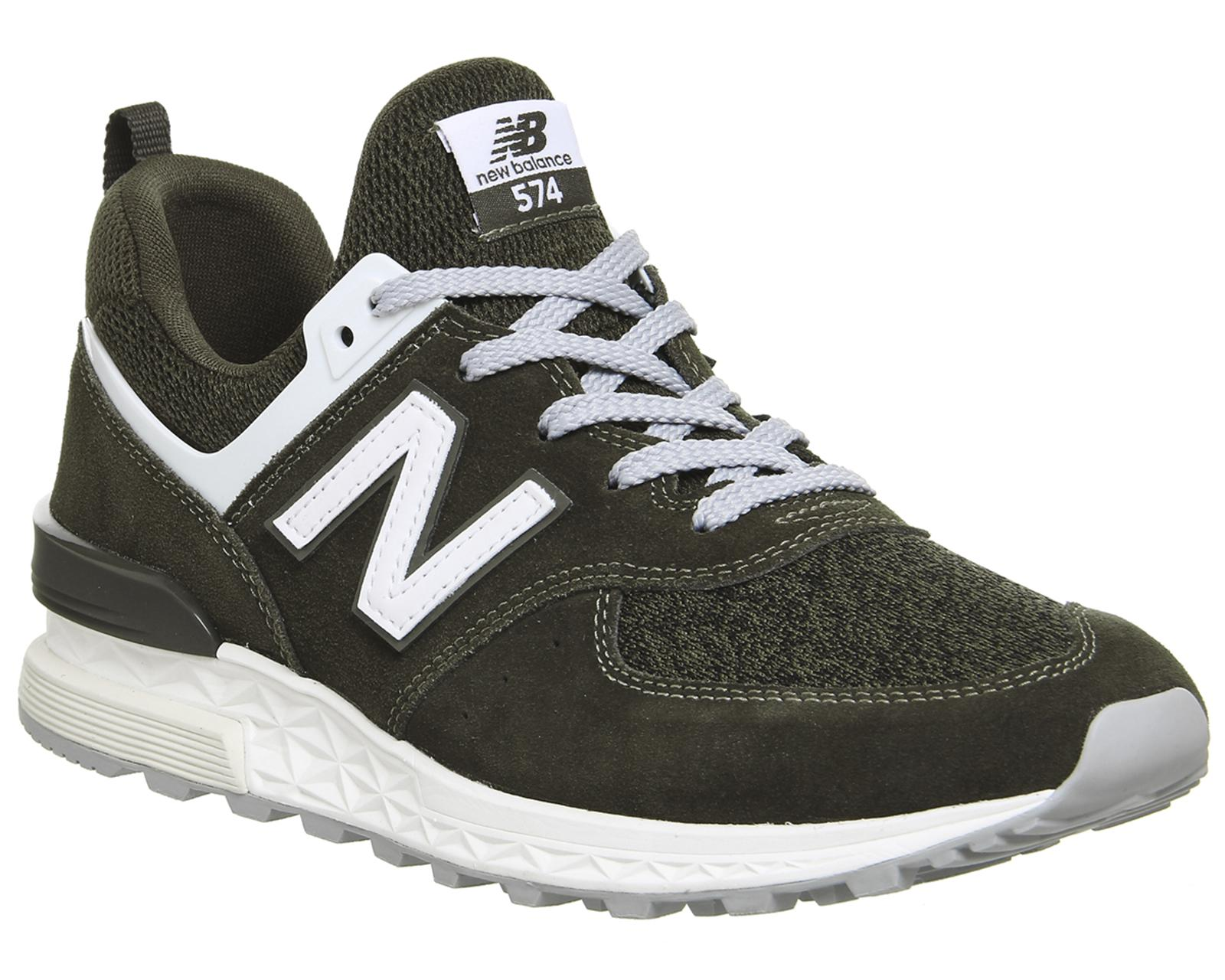 new balance men's 574s trainer