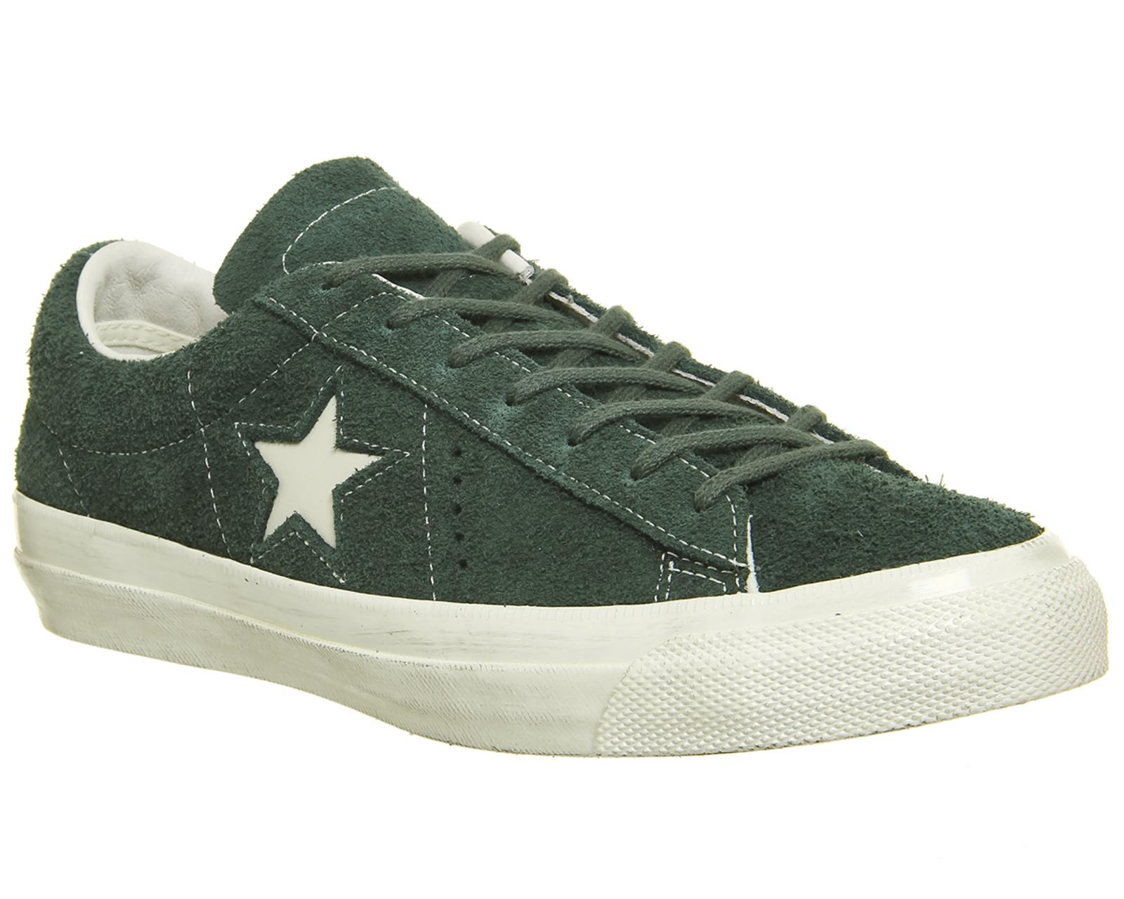 72b24ebd84497b ... dtlr villa c72d0 edff0  order converse. womens green one star trainers  7ae0b 7dacd