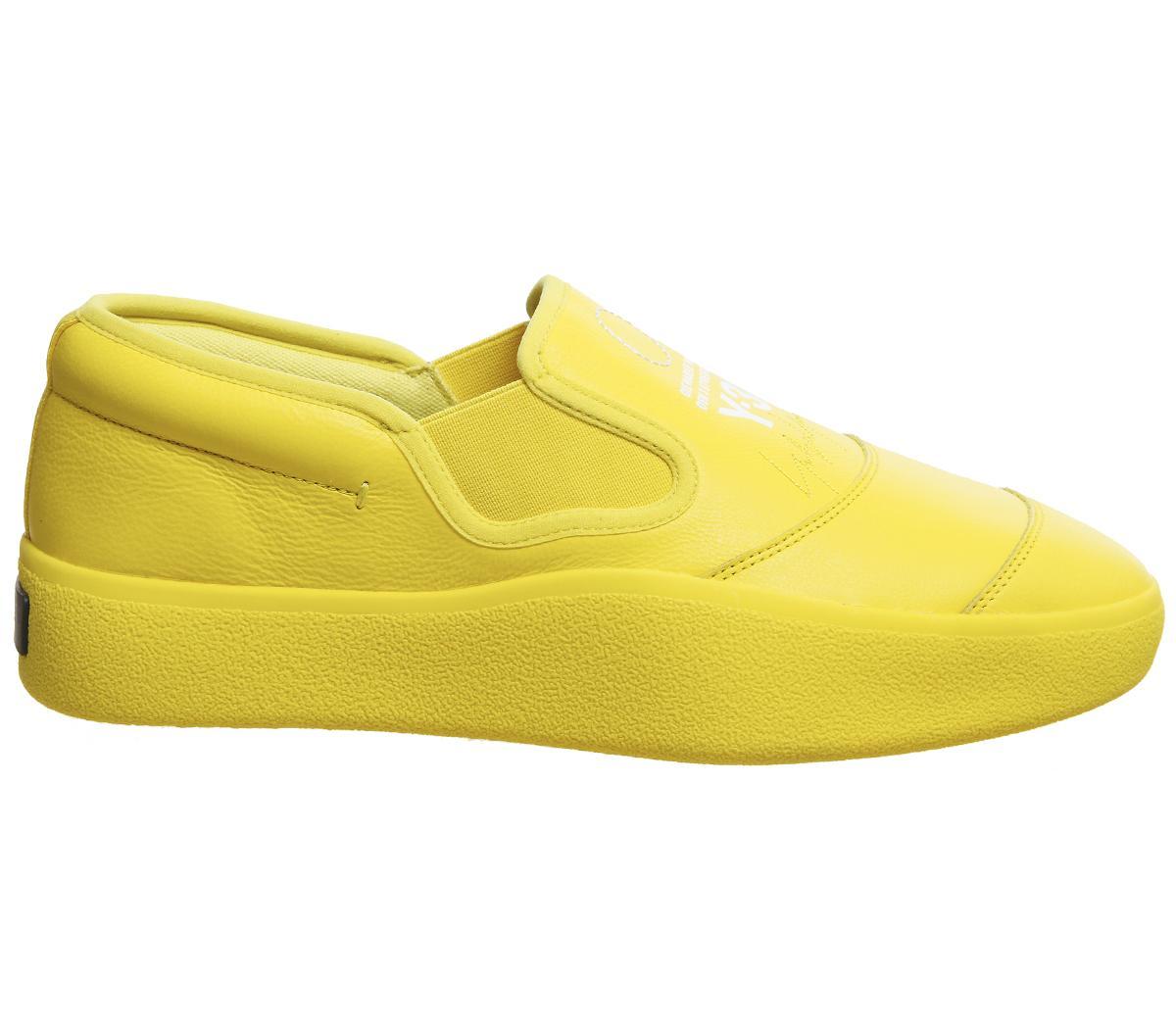 52d90d3cb Y-3 Tangutsu Slip On Sneakers Yellow in Yellow - Lyst