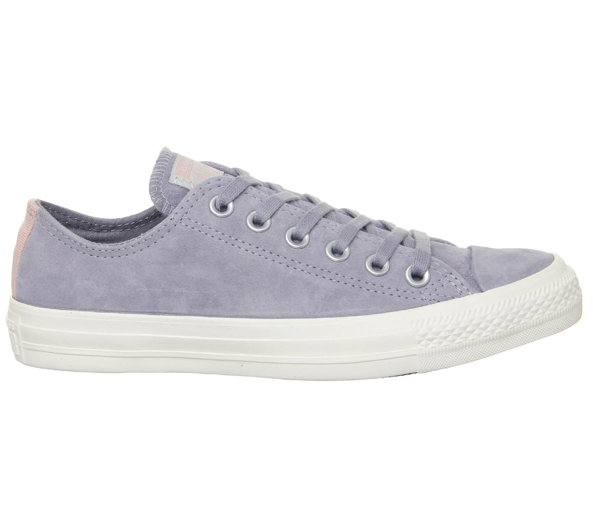 85620f308883 Converse - Multicolor Allstar Low Leather Trainers for Men - Lyst. View  fullscreen
