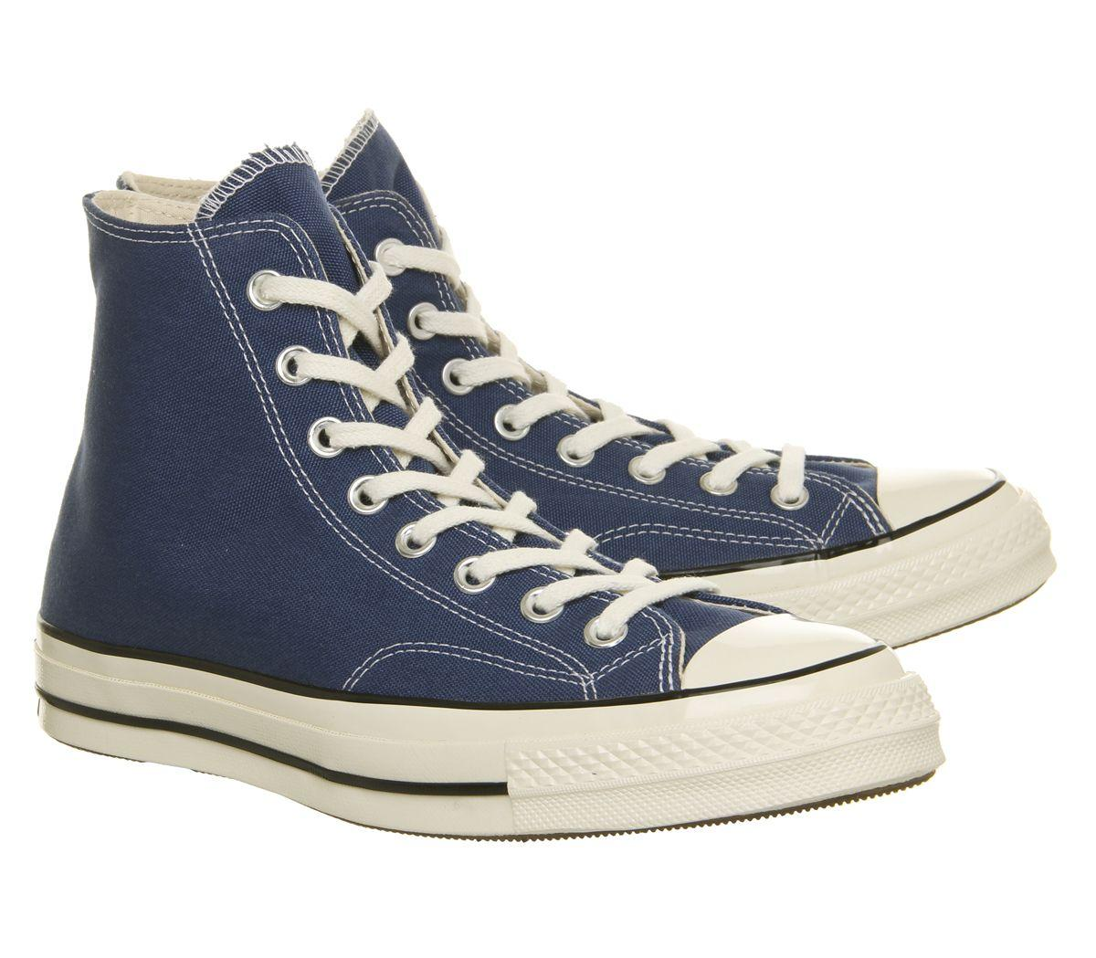d6c7eb6c4734 Converse All Star Hi 70 s Trainers in Blue for Men - Lyst