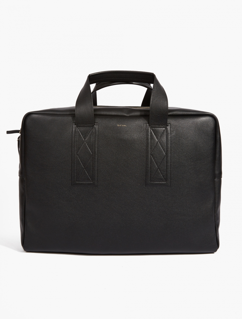Mark and Graham Canvas Leather Weekender Bag If you're eyeing this classic cotton-canvas carry-all, a weekend in a fittingly nautical locale is practically mandatory.
