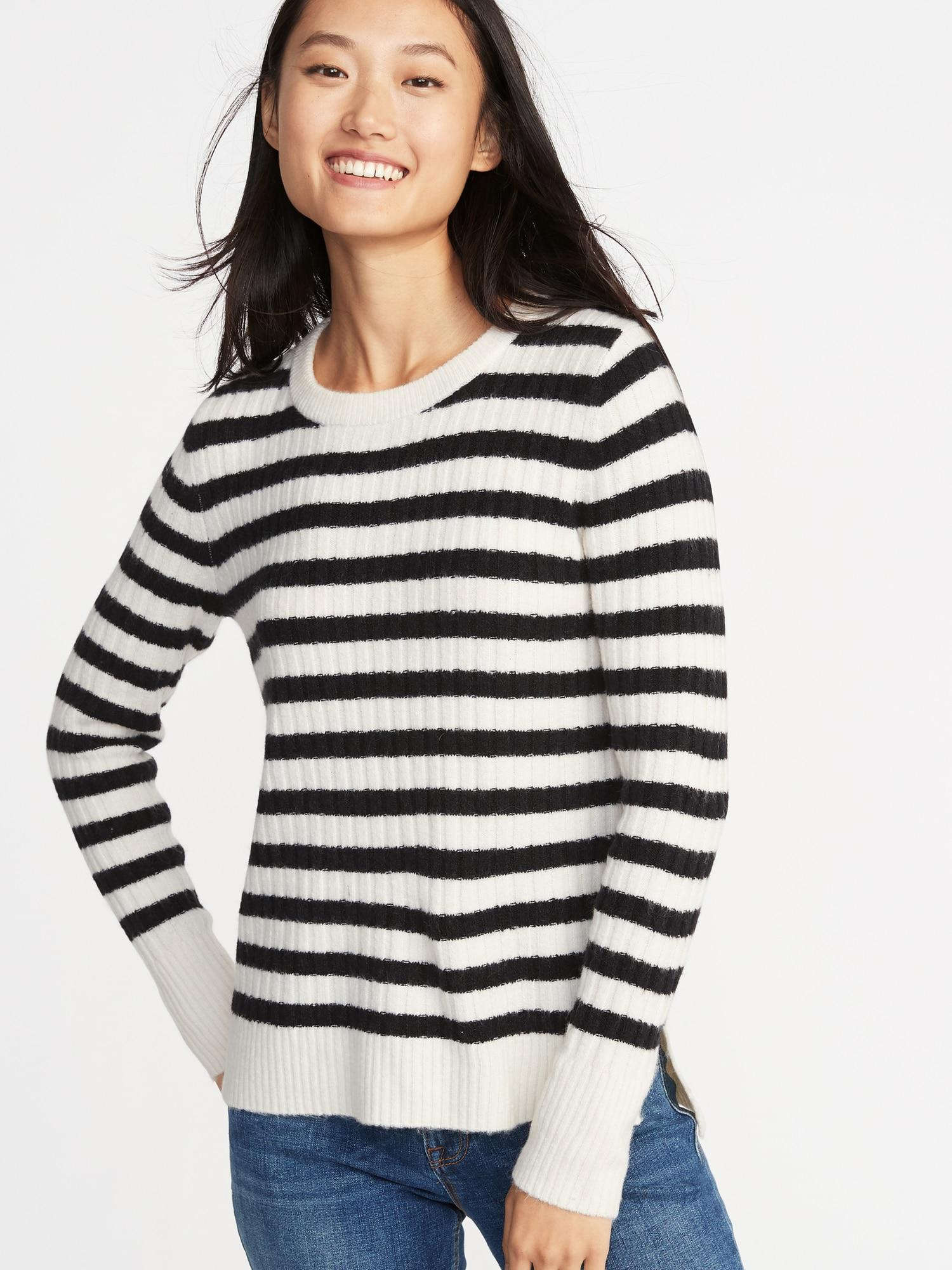 31e7cabbe22 Lyst - Old Navy Cozy Crew-neck Sweater in Blue - Save 77%