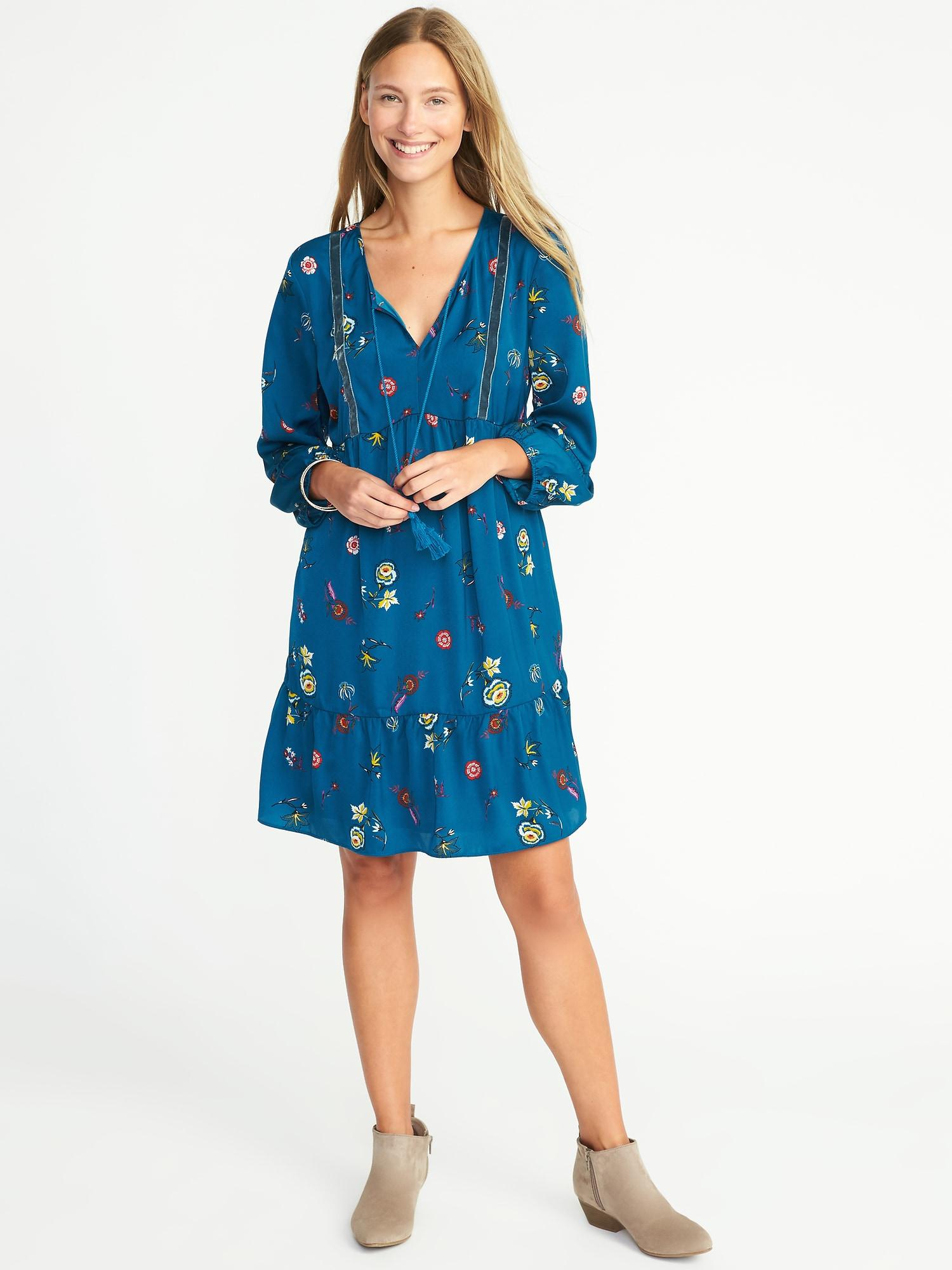 994ca58c6276 Gallery. Previously sold at: Old Navy · Women's Navy Dresses Women's Swing  Dresses