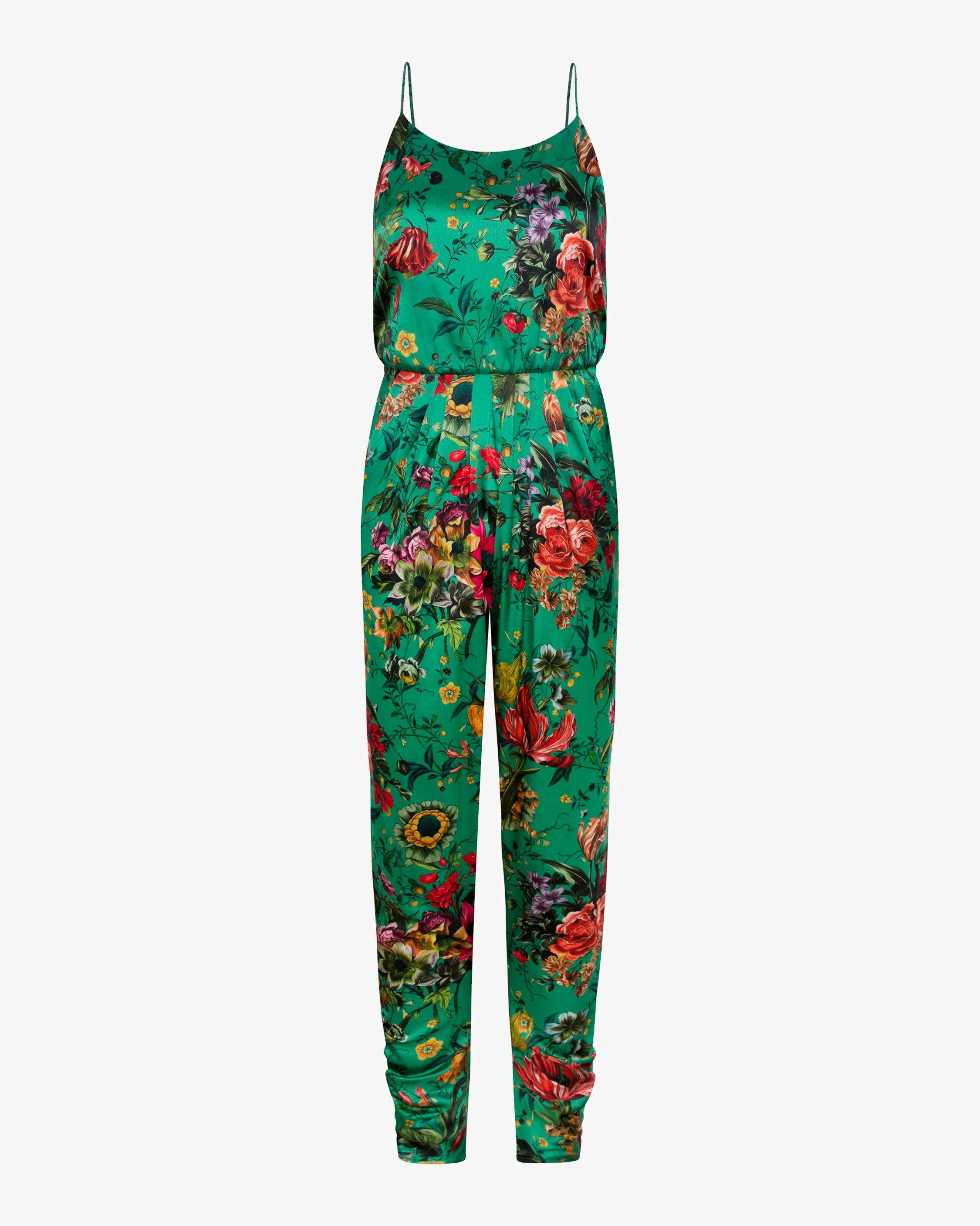 35988ae30d8 Lyst - Adriana Iglesias Donna Jumpsuit in Green