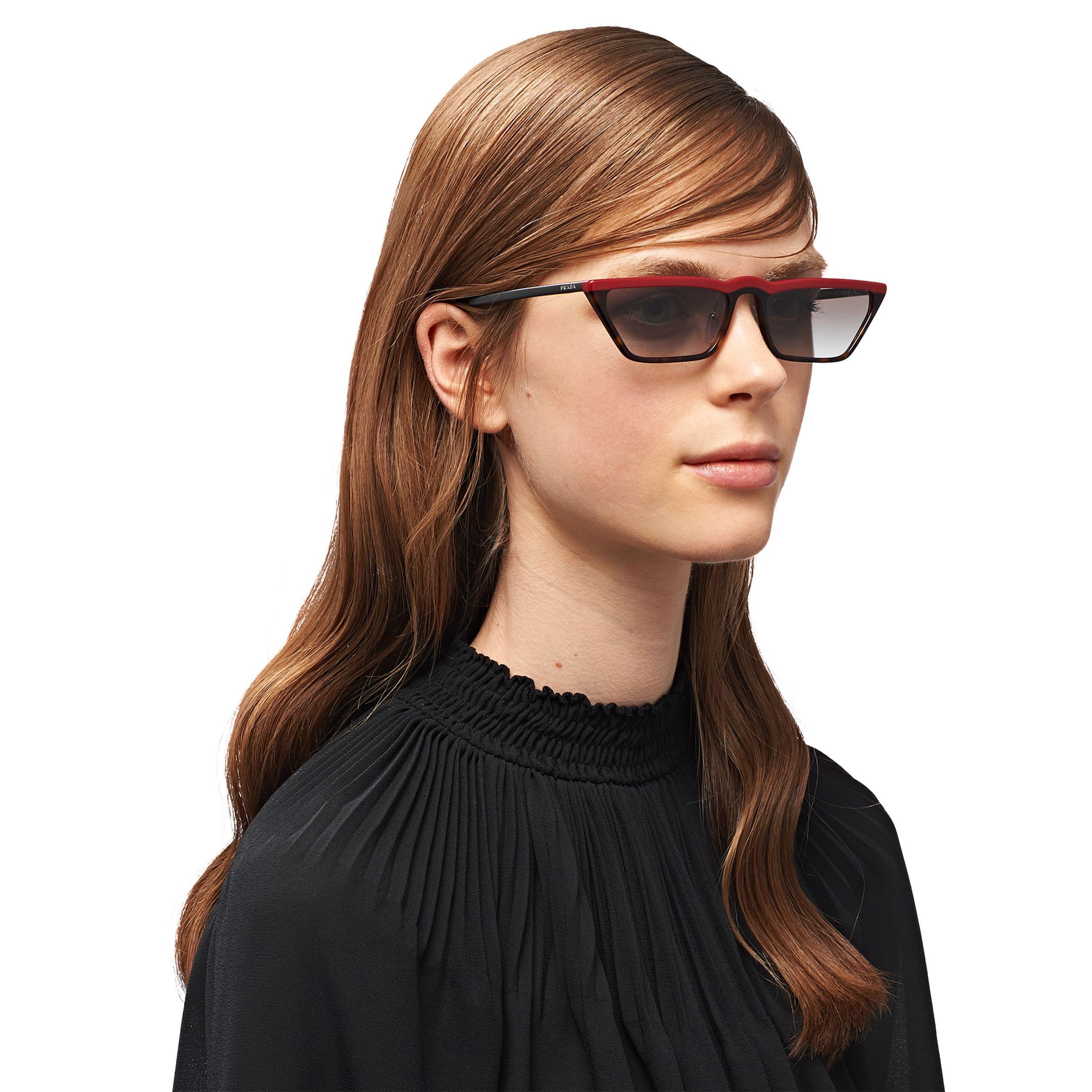 19997014d2 Prada - Multicolor Ultravox Sunglasses - Lyst. View fullscreen
