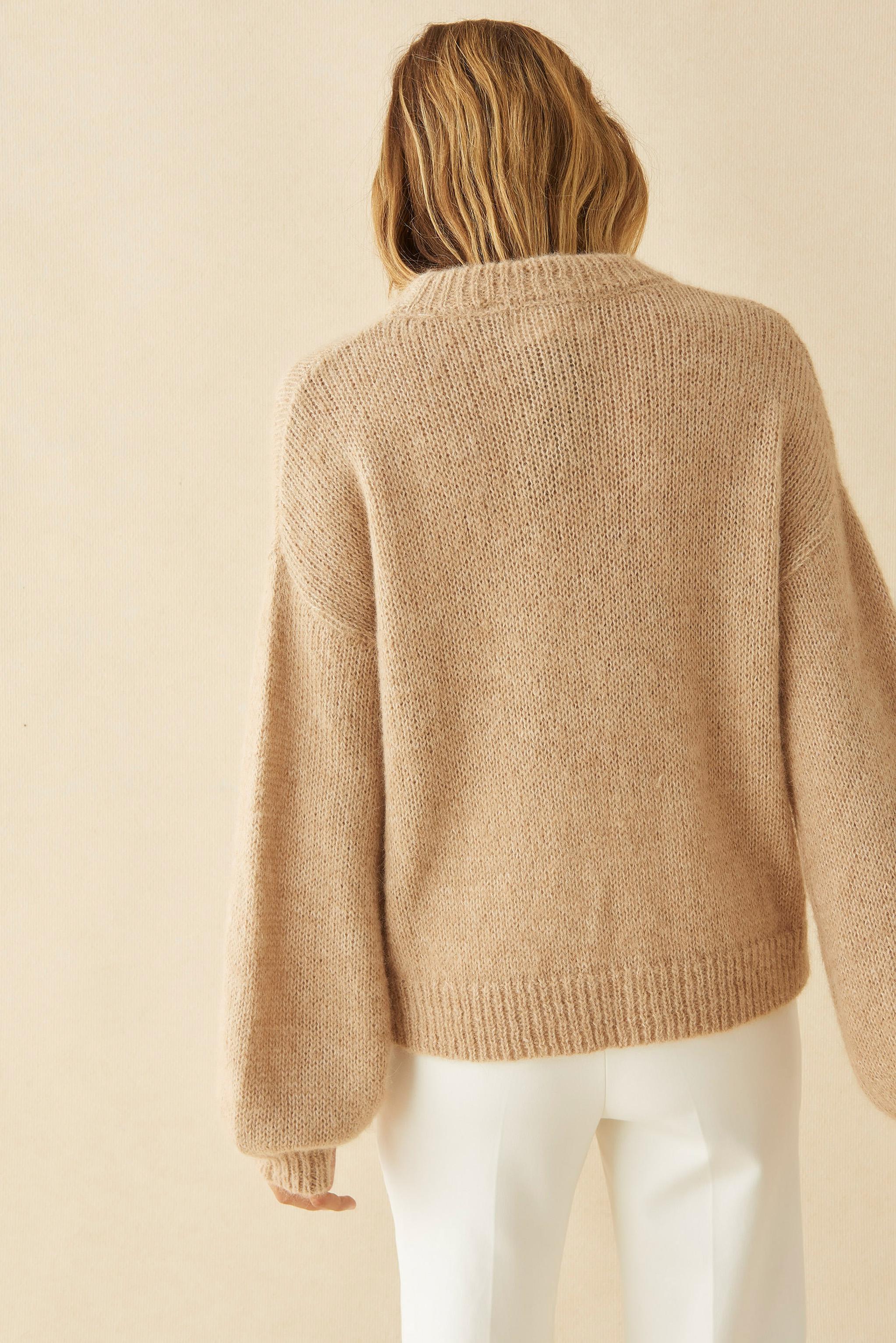 e1372913c026 Ba sh - Natural Okala Sweater - Lyst. View fullscreen