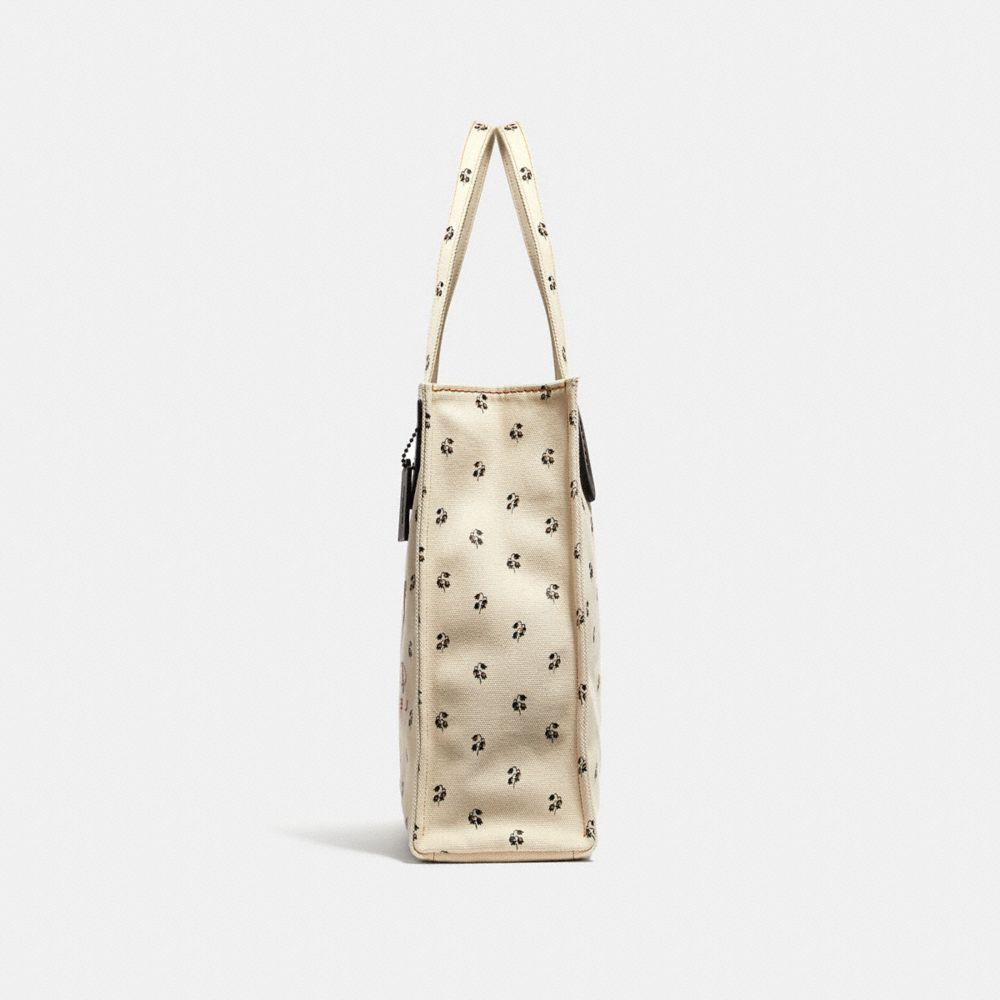 abcdb01d8b Lyst - COACH Tote With Reverse Rexy And Carriage - Save 50%