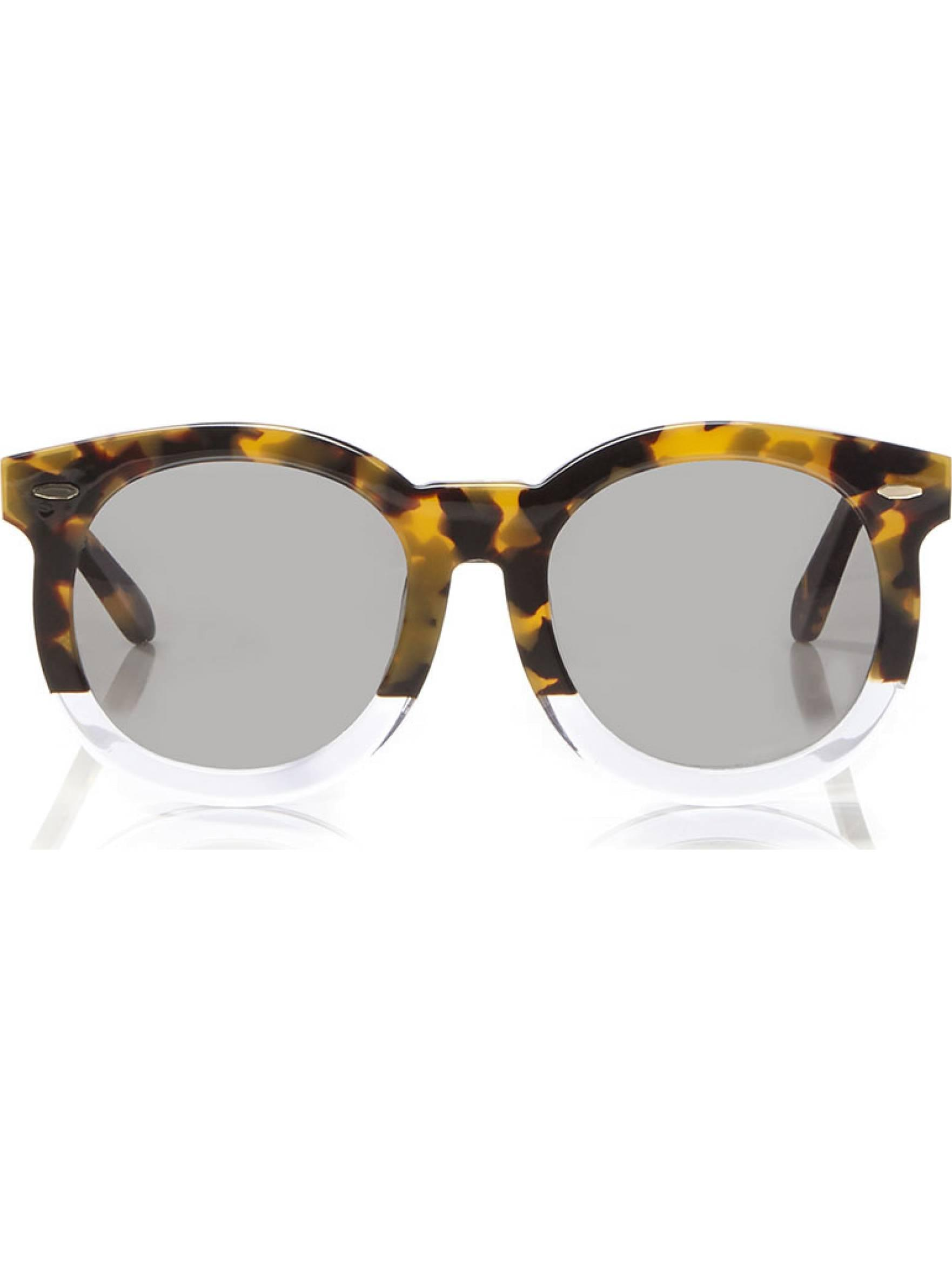Karen Walker Mirrored Sunglasses  karen walker sunglasses women s sunglasses lyst